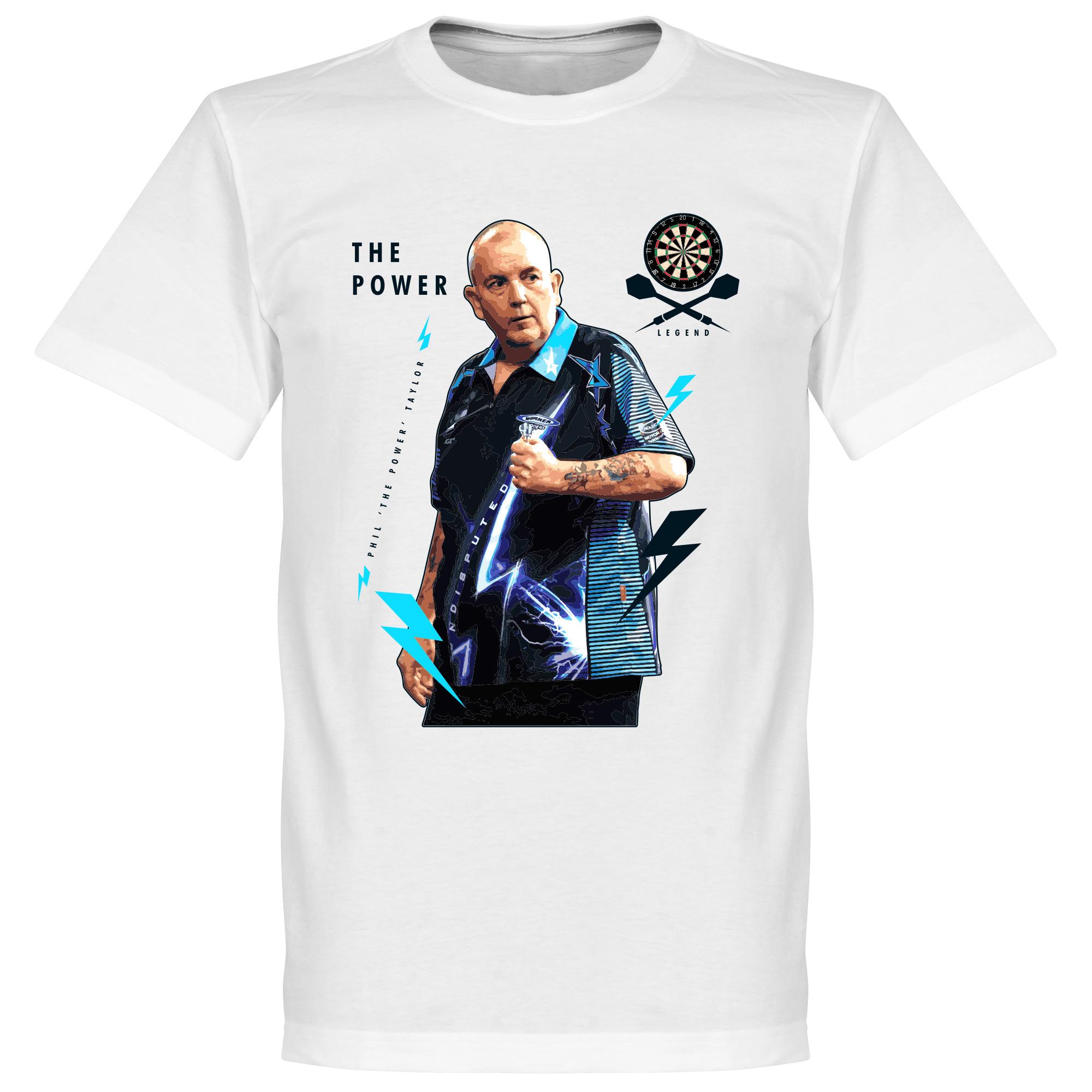 Phil The Power Taylor Darts T-Shirt - XXL