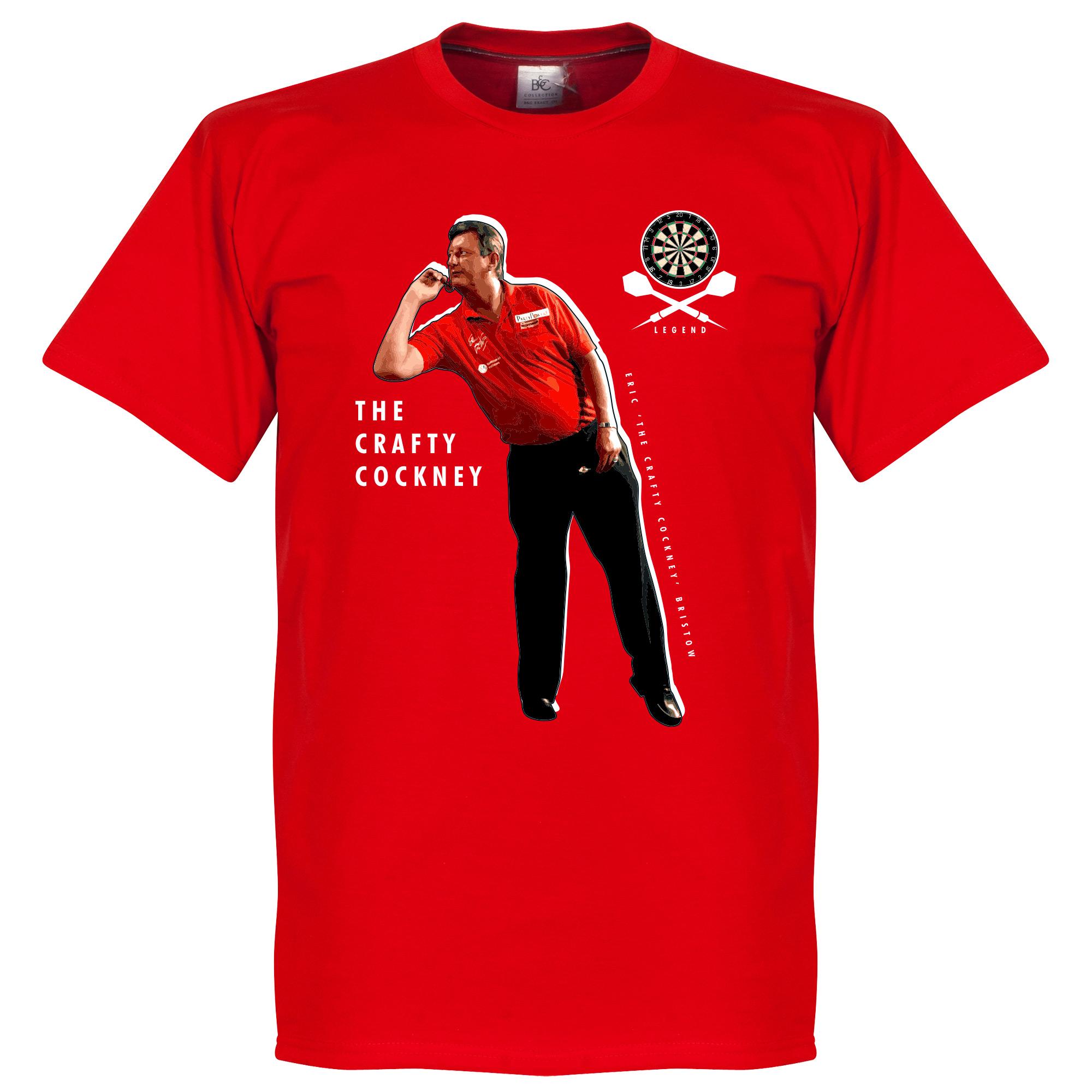 Eric Bristow Darts T-Shirt - L