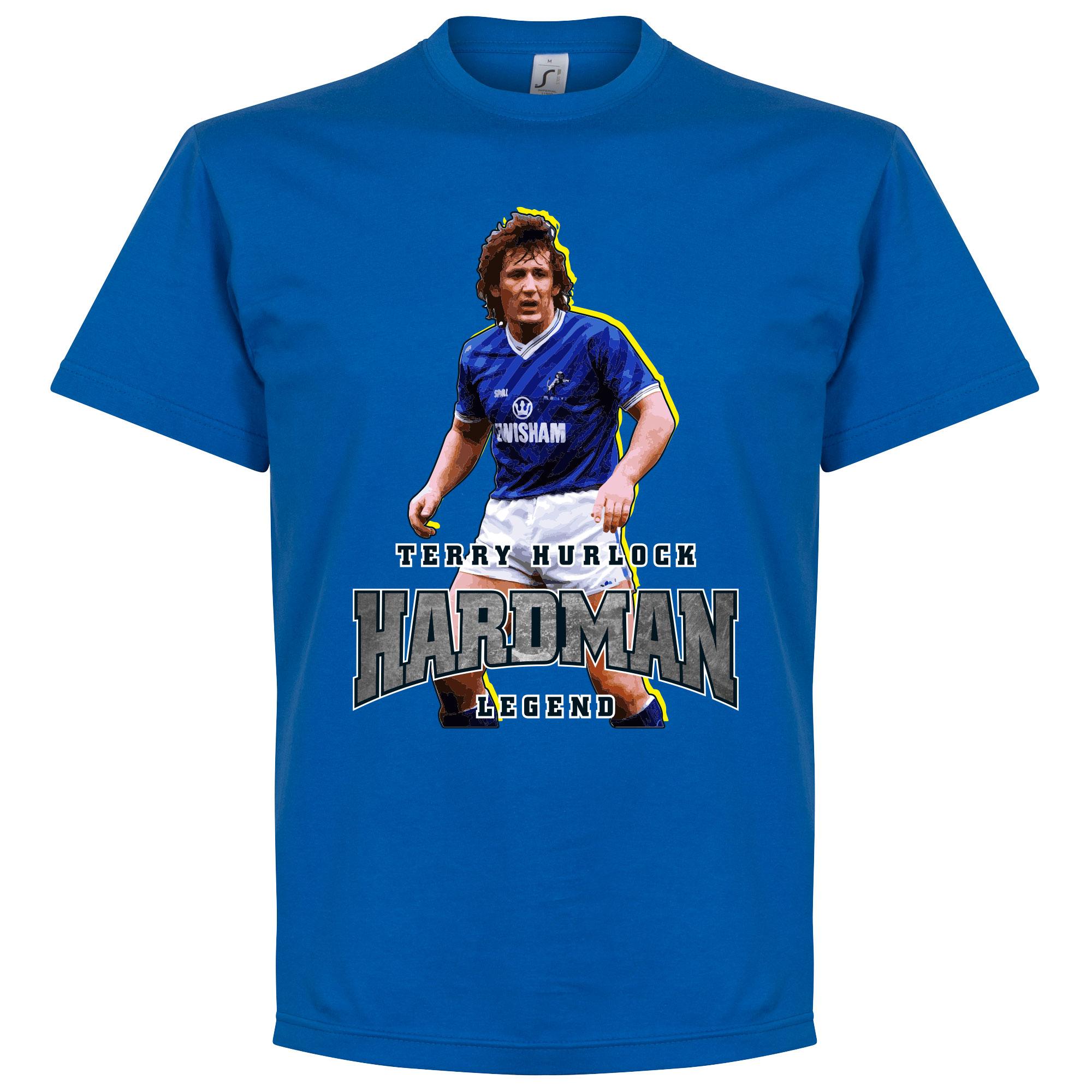 Terry Hurlock Hardman T-Shirt - Blauw