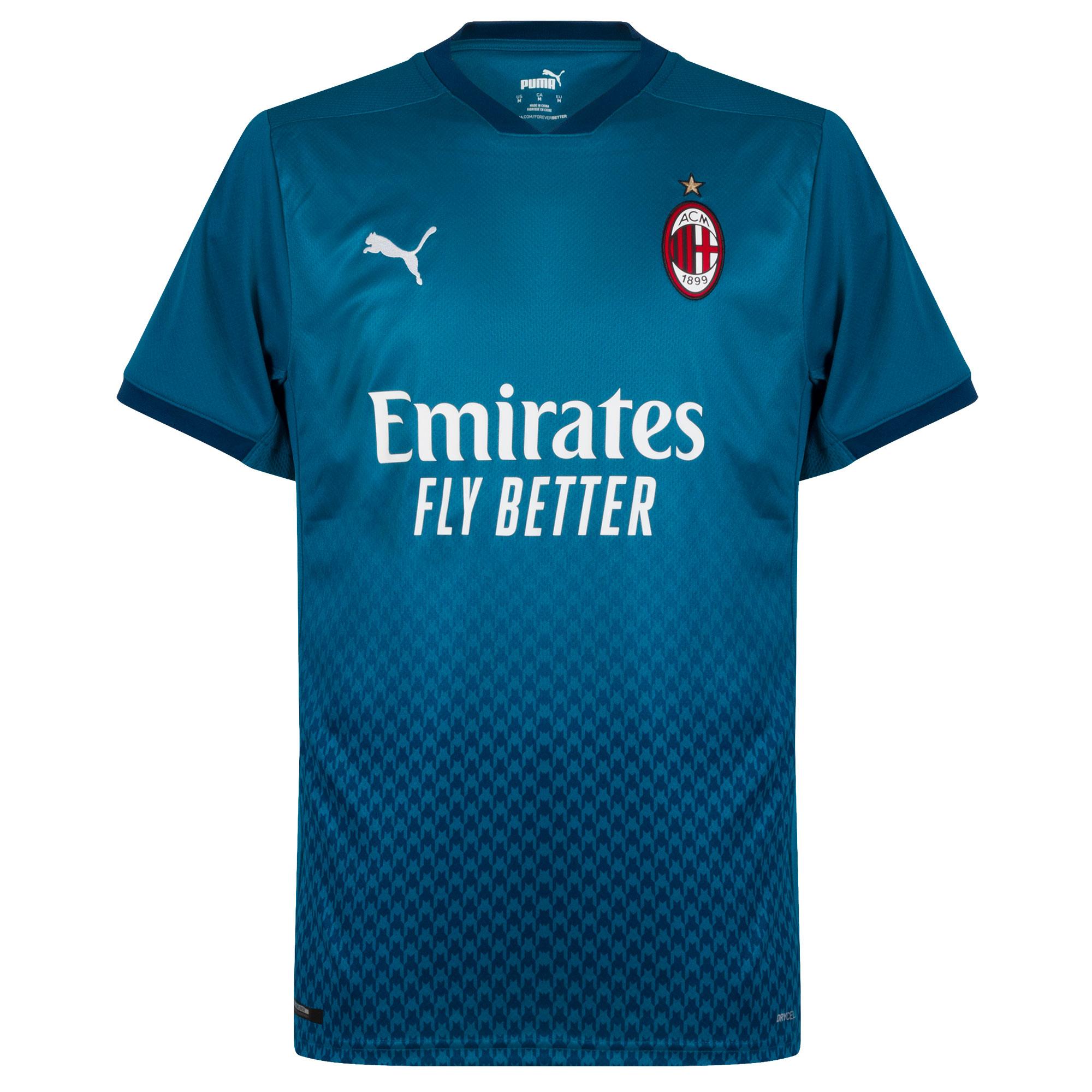 AC Milan שלישית חולצה