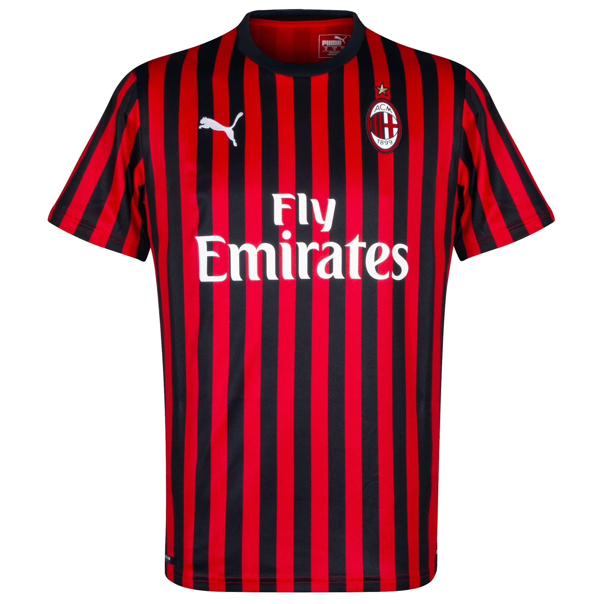 Puma AC Milan Home Shirt 2019-2020