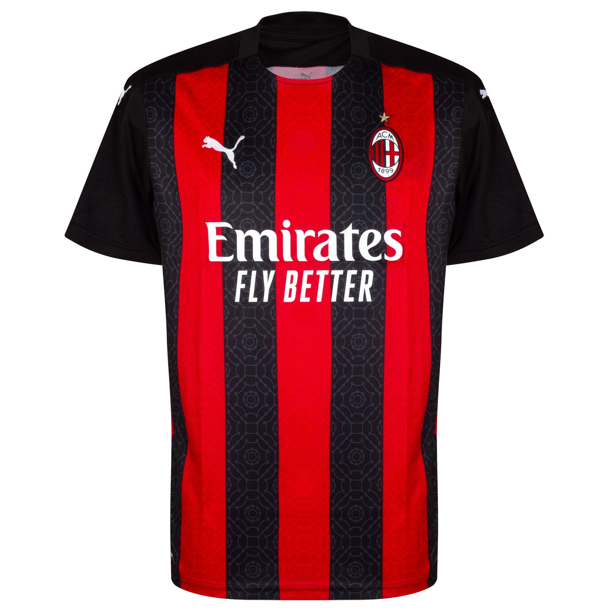 AC Milan Shirt Thuis 2020-2021 - Kinderen