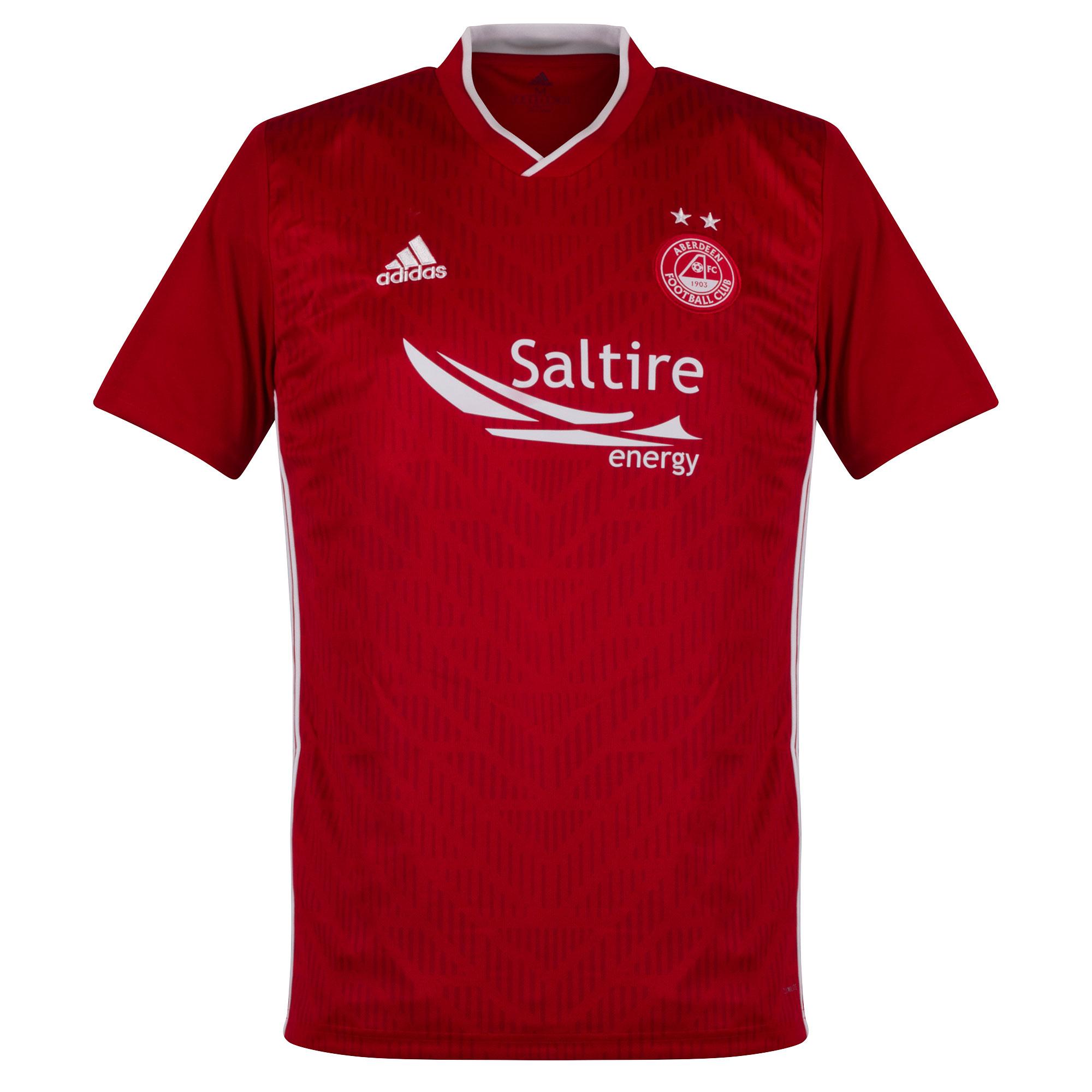 adidas Aberdeen Home Shirt 2019-2020