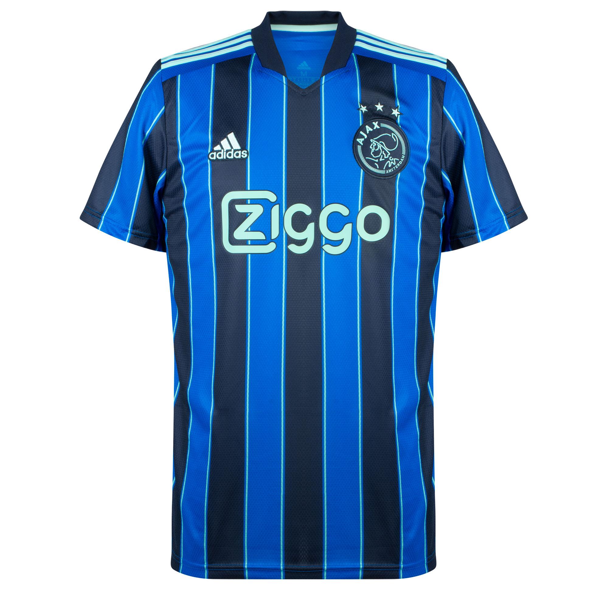 adidas Ajax Away Shirt 2021-2022