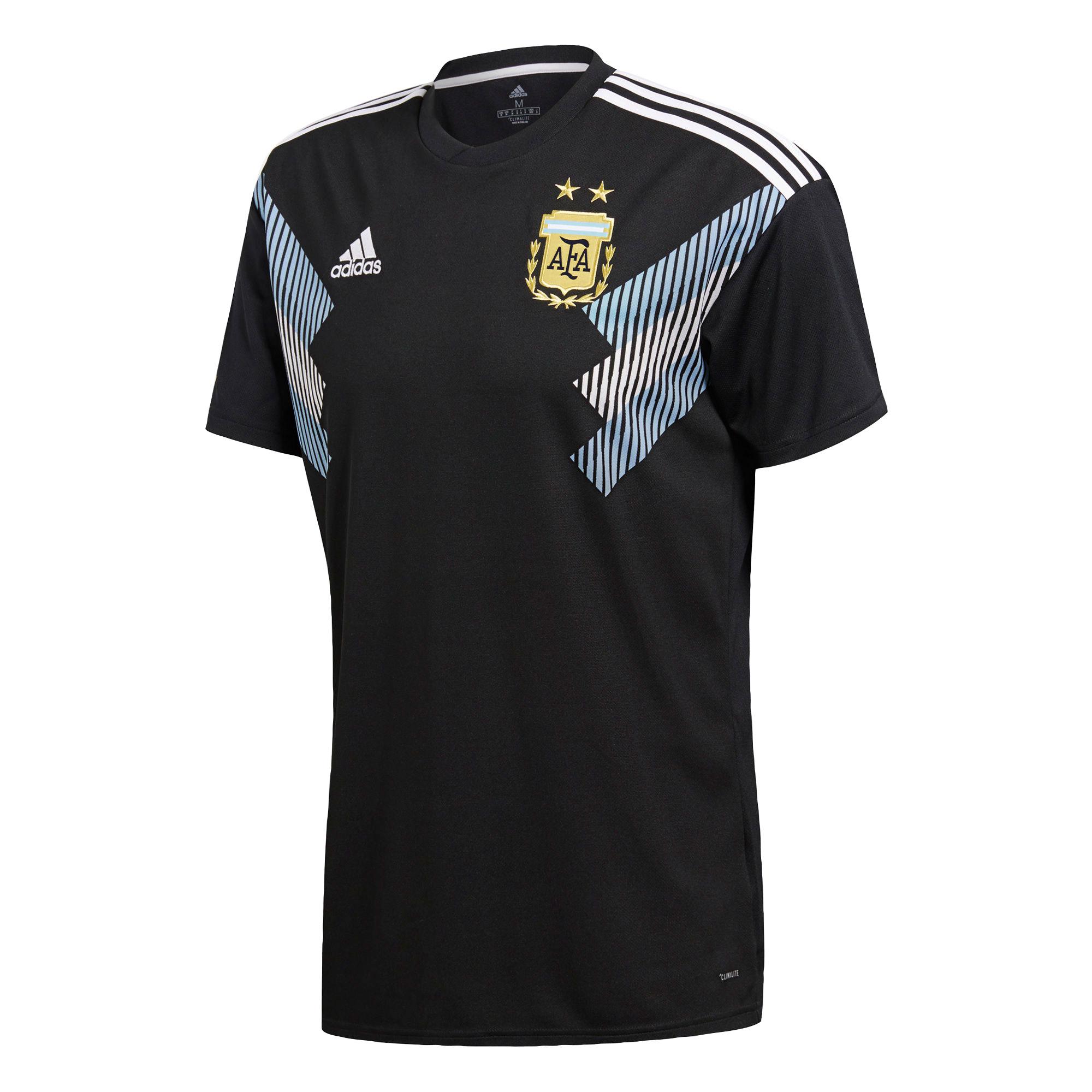 Argentina Away Shirt 2018 2019