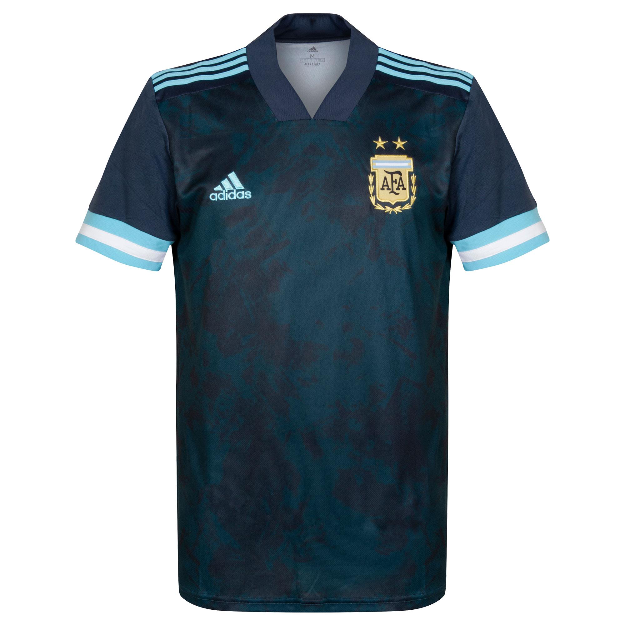 adidas Argentina Away Shirt 2020-2021