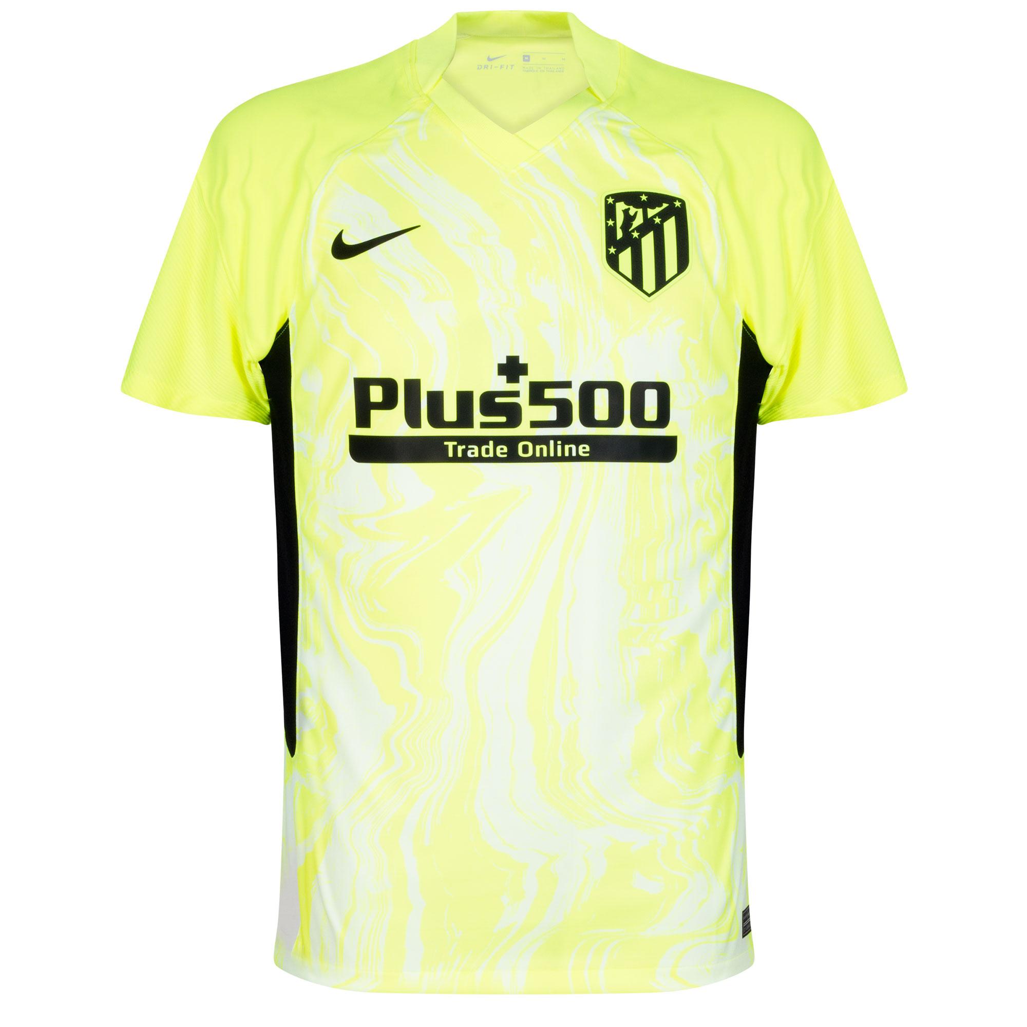 Atletico Madrid 3e Shirt 2020-2021