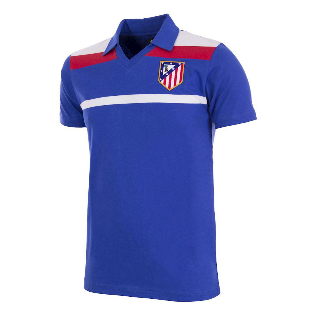 Atletico Madrid Retro Tercera camiseta Camiseta