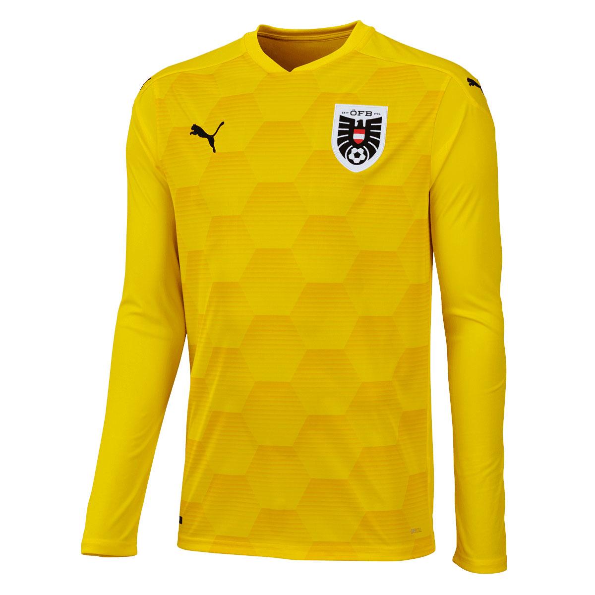 Puma Austria GK Shirt 2020-2021
