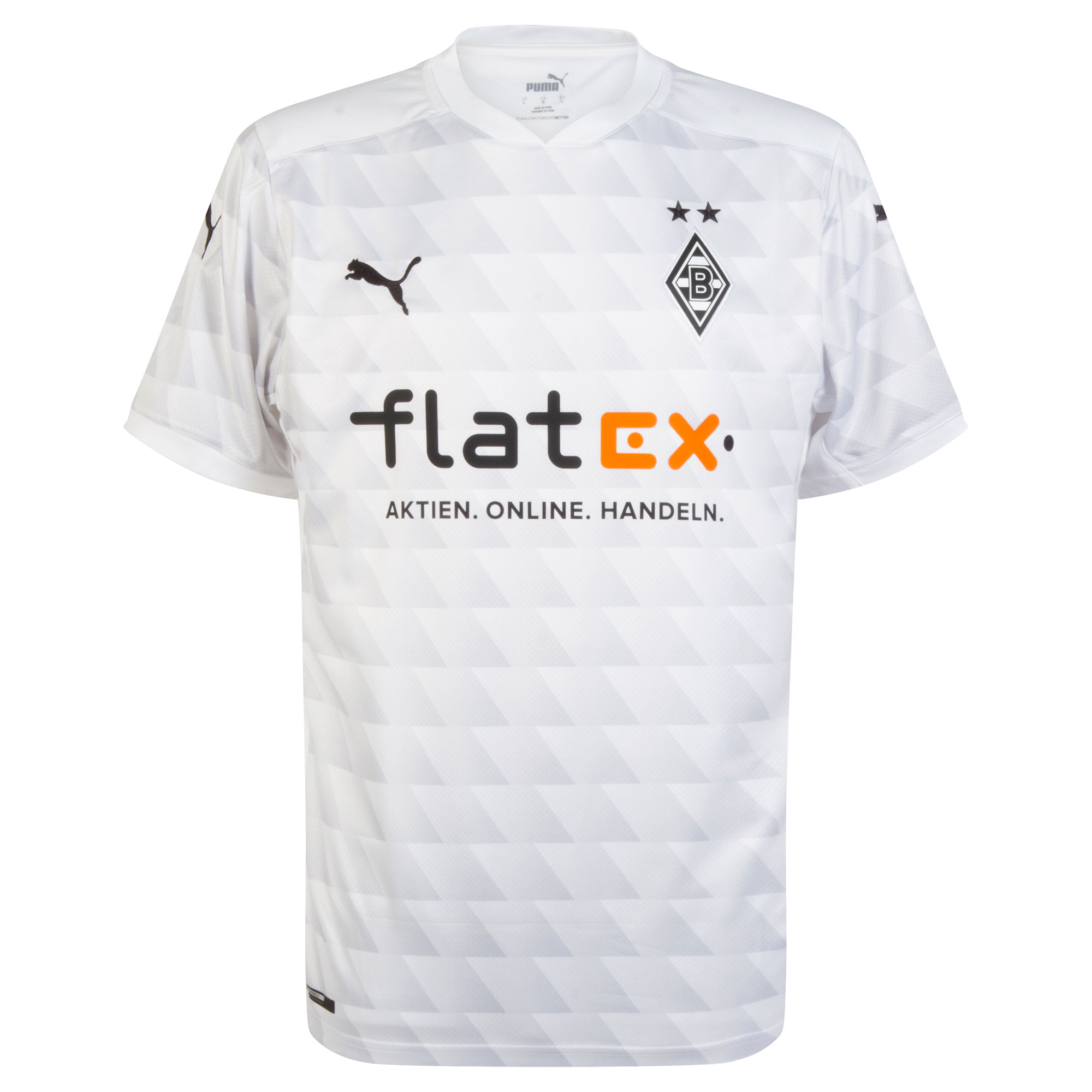 Puma Borussia Monchengladbach Home Shirt 2020-2021