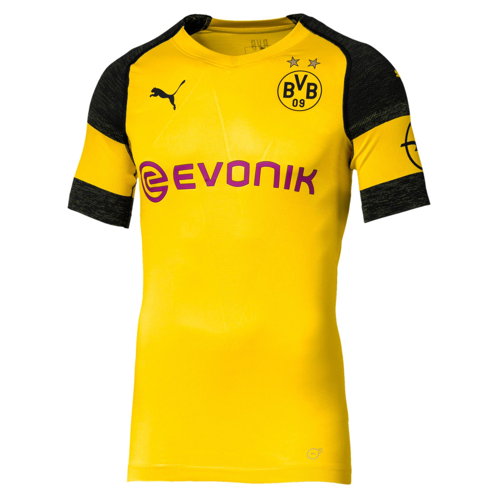 Borussia Dortmund Home evoKNIT Authentic Shirt 2018 2019