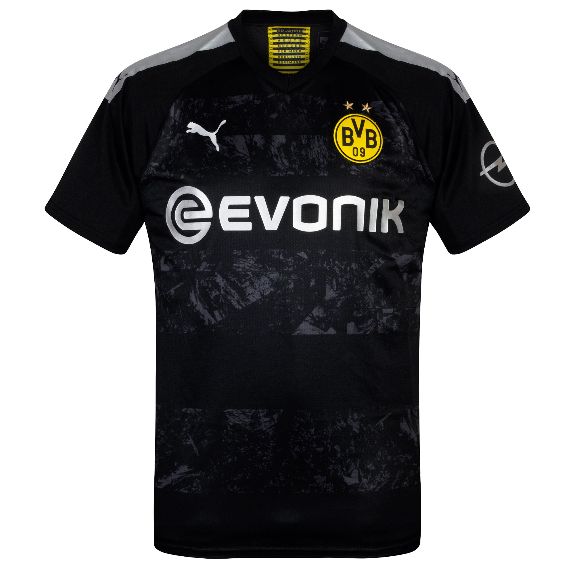 Puma Borussia Dortmund Away Shirt 2019-2020