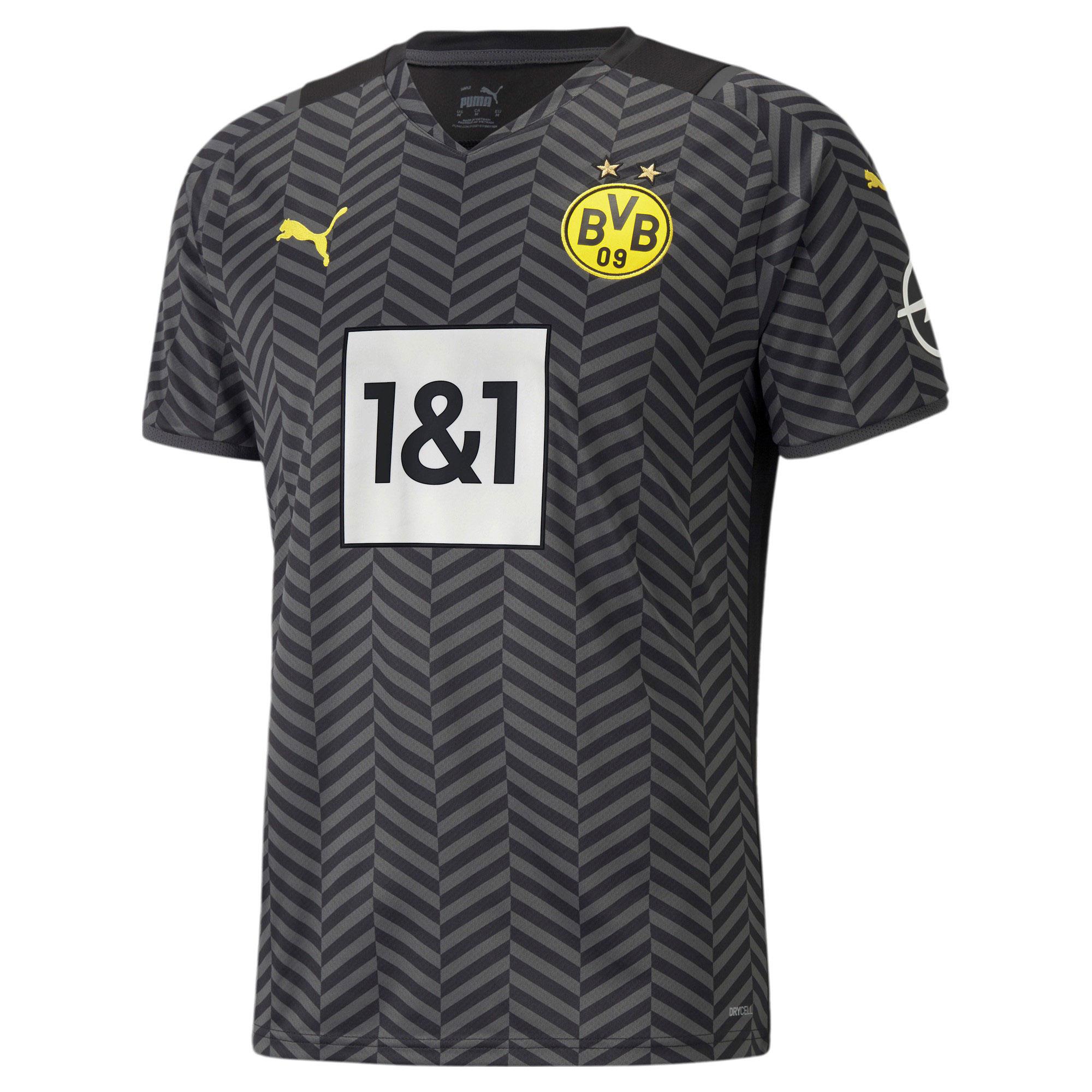 Puma Borussia Dortmund Away Shirt 2021-2022