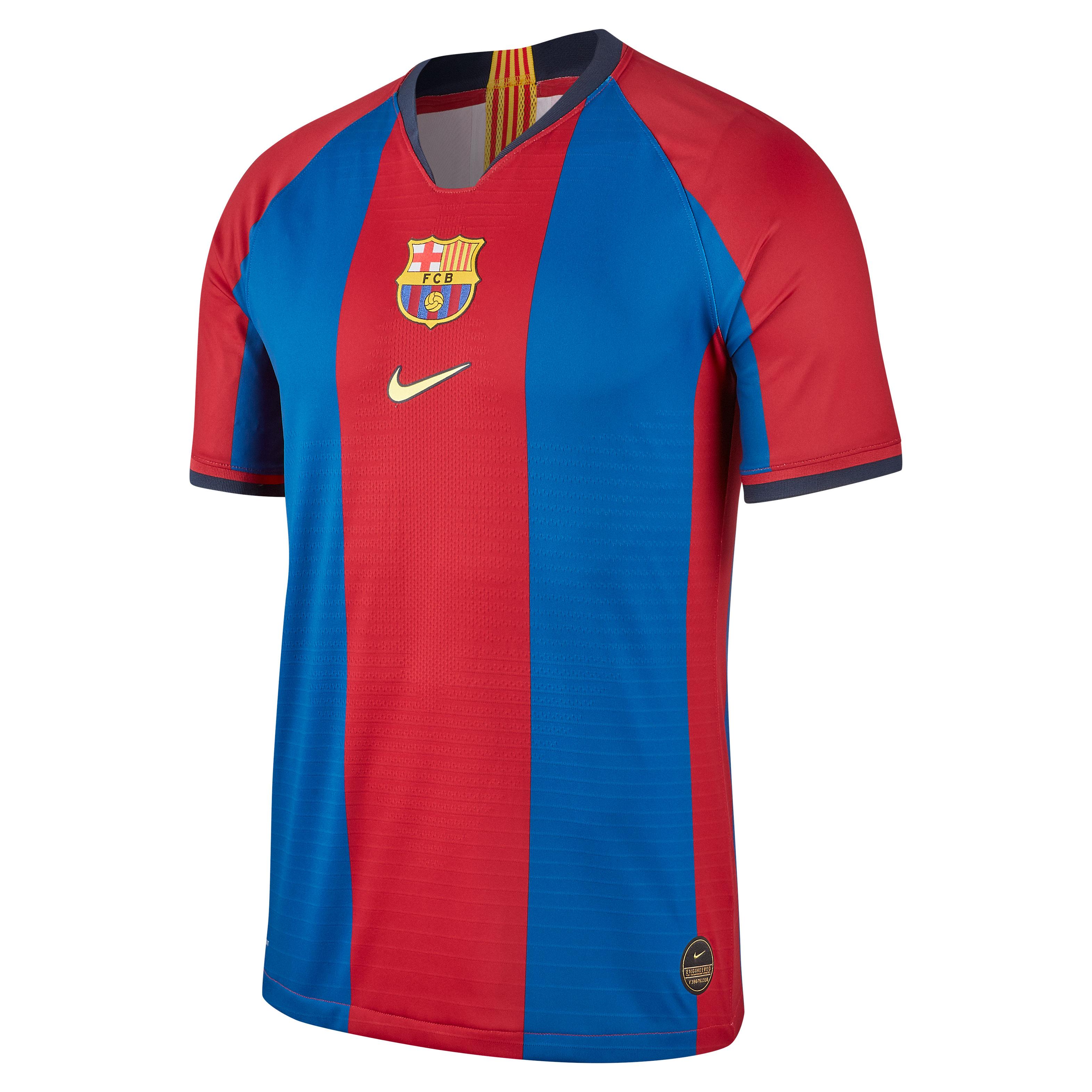 Barcelona Home Vapor Match Shirt 1998 1999