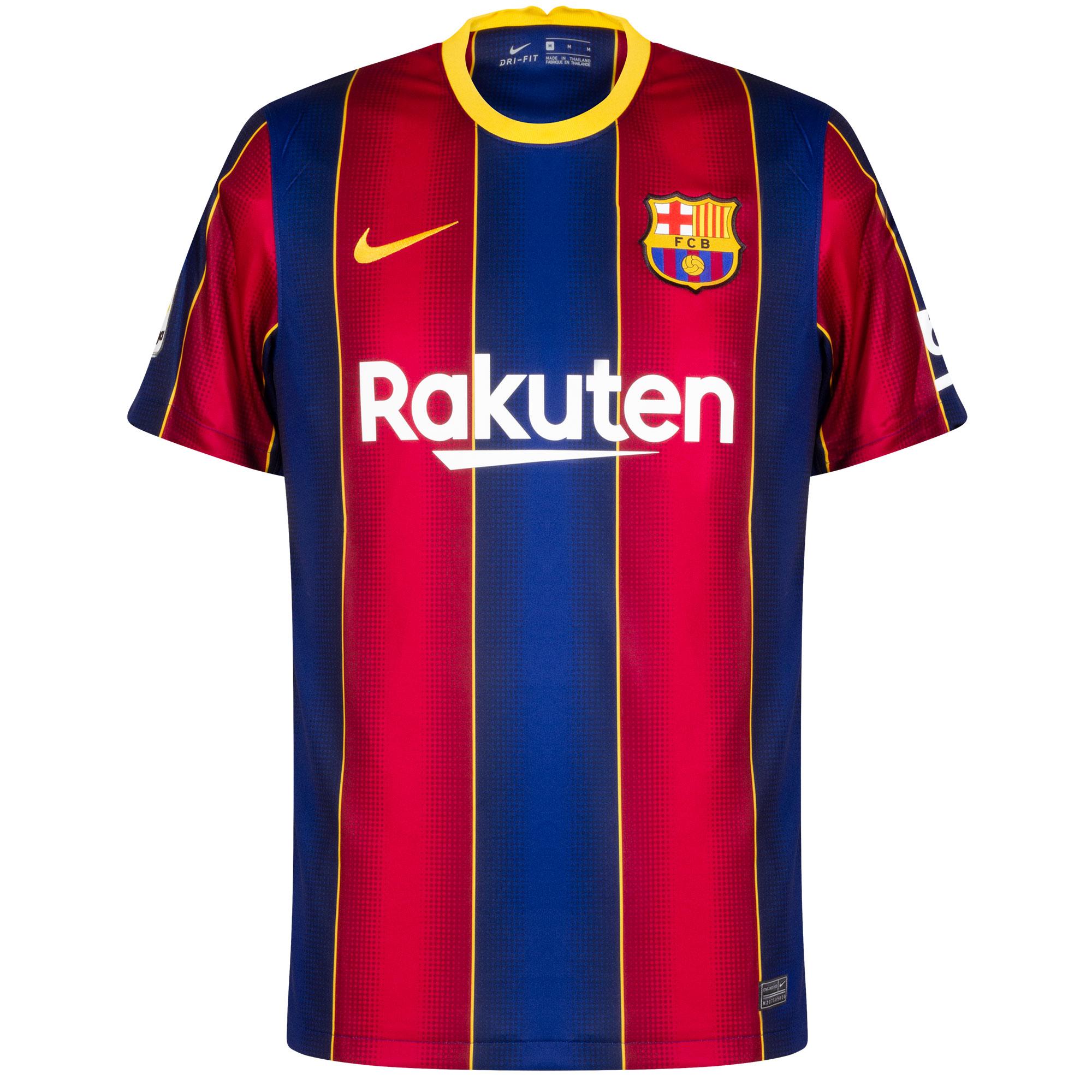 Barcelona Shirt Thuis 2020-2021 - Kinderen