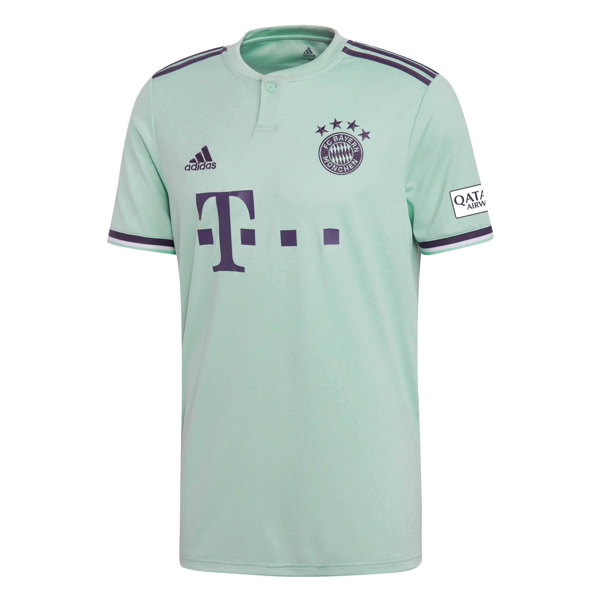 adidas Bayern Munich Away Shirt 2018-2019