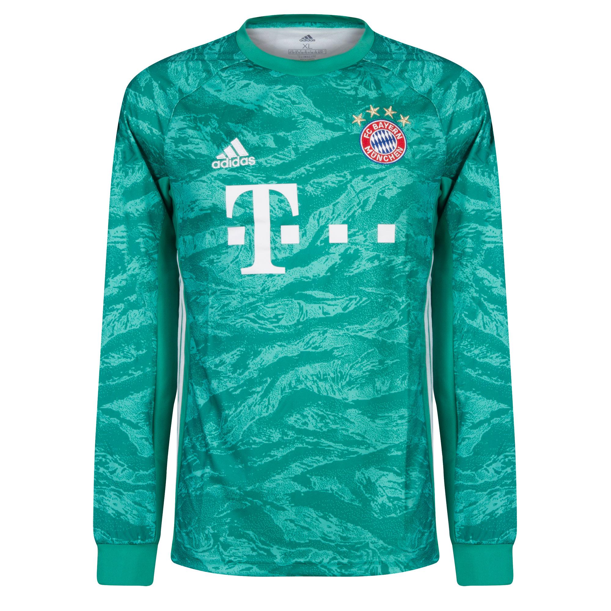 Bayern Munich Goalkeeper shirt