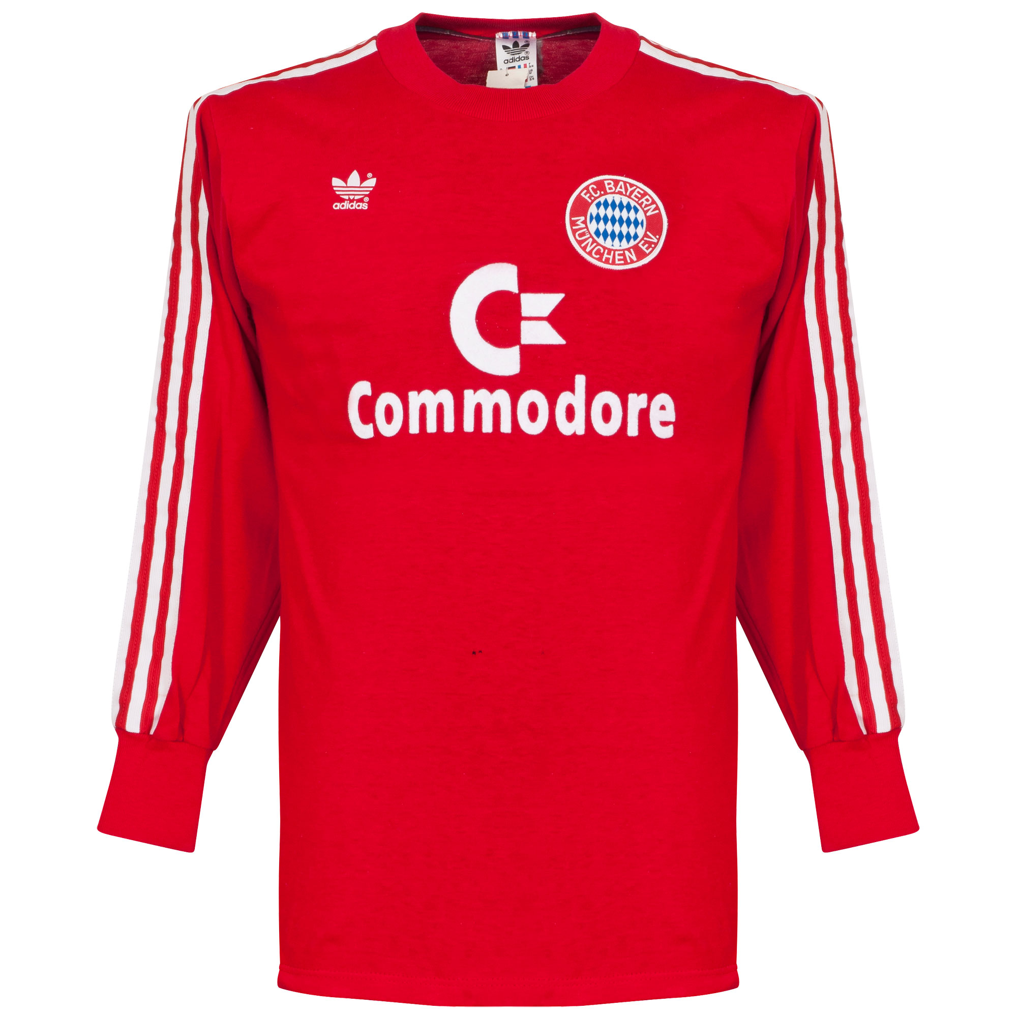 Retro Bayern Munich Shirt