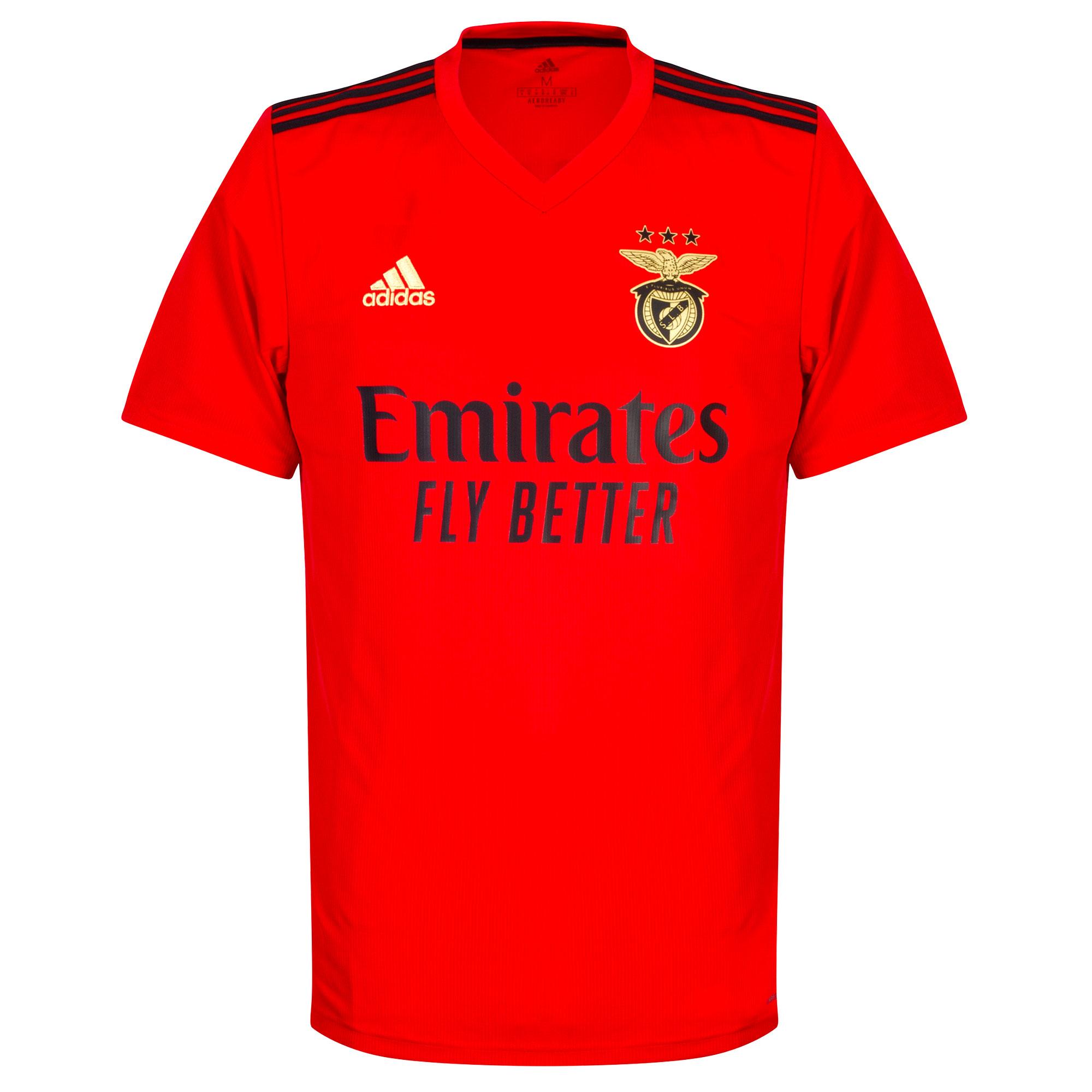 adidas Benfica Home Shirt 2020-2021