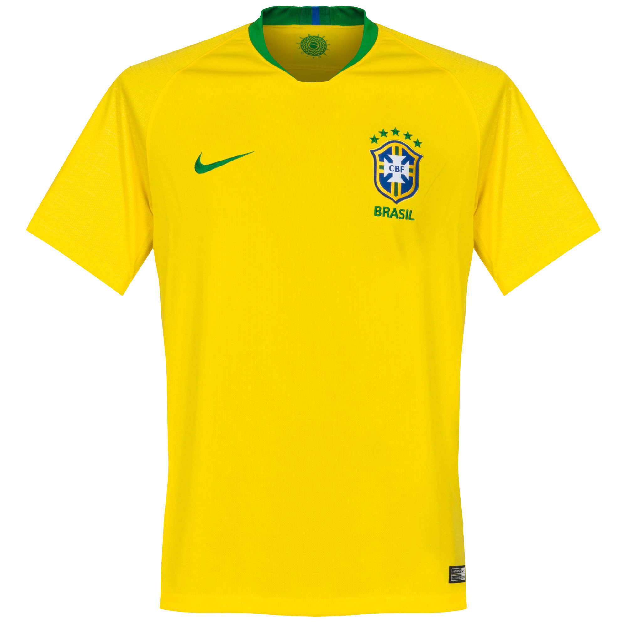 Brazil home Camiseta