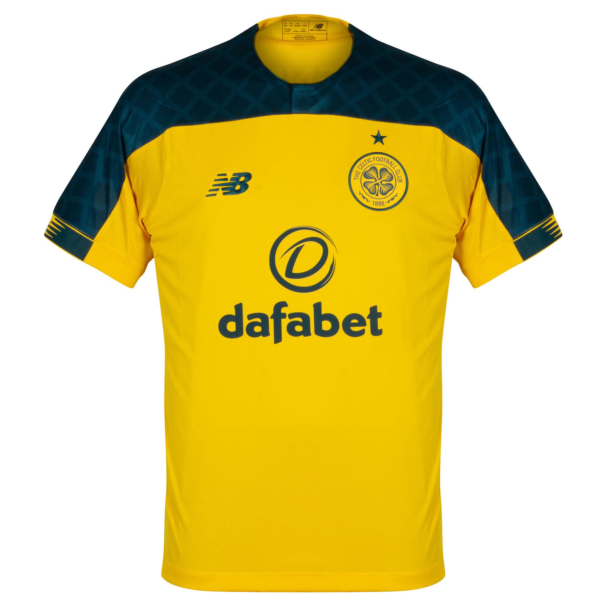 New Balance Celtic Away Shirt 2019-2020