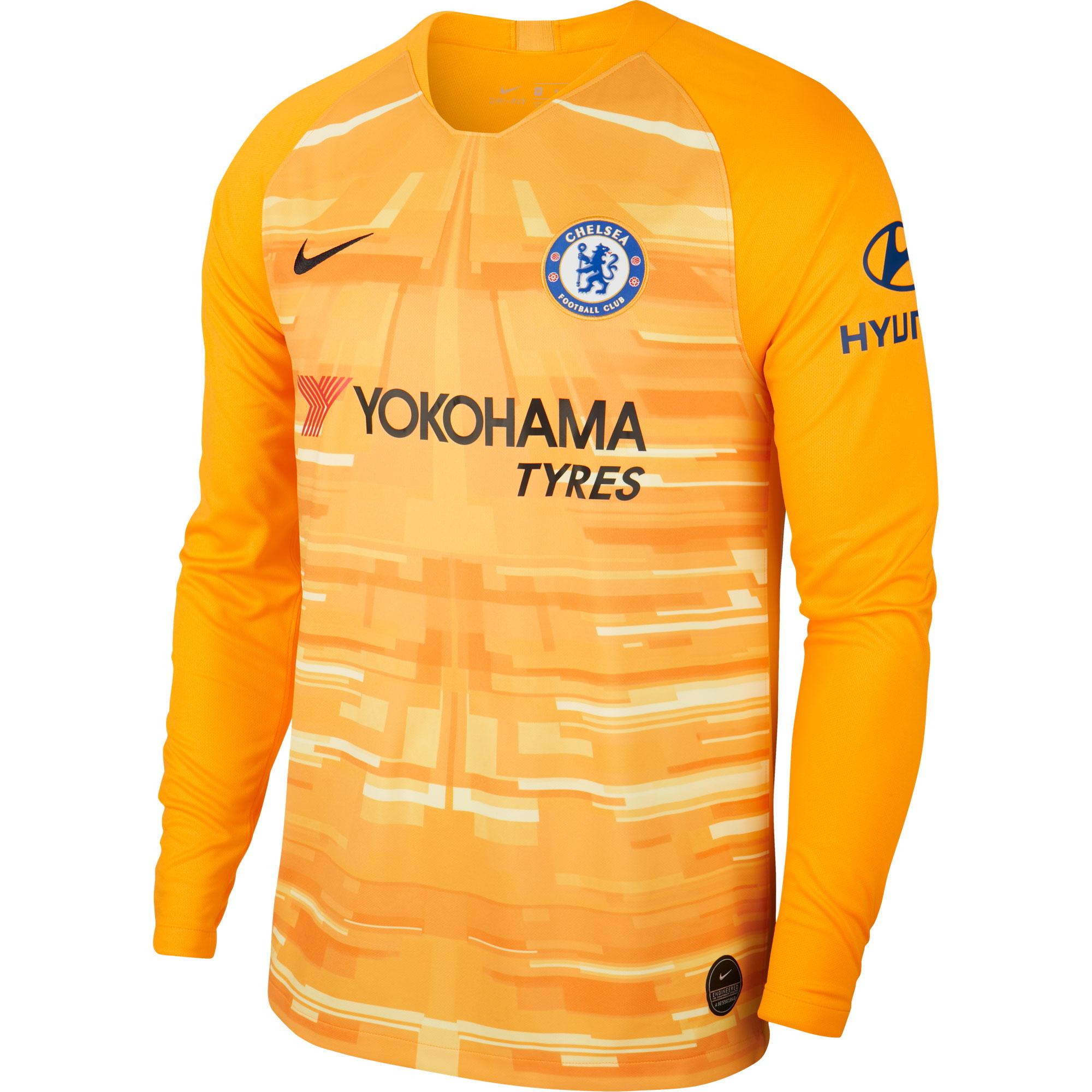 Chelsea Penjaga gol baju