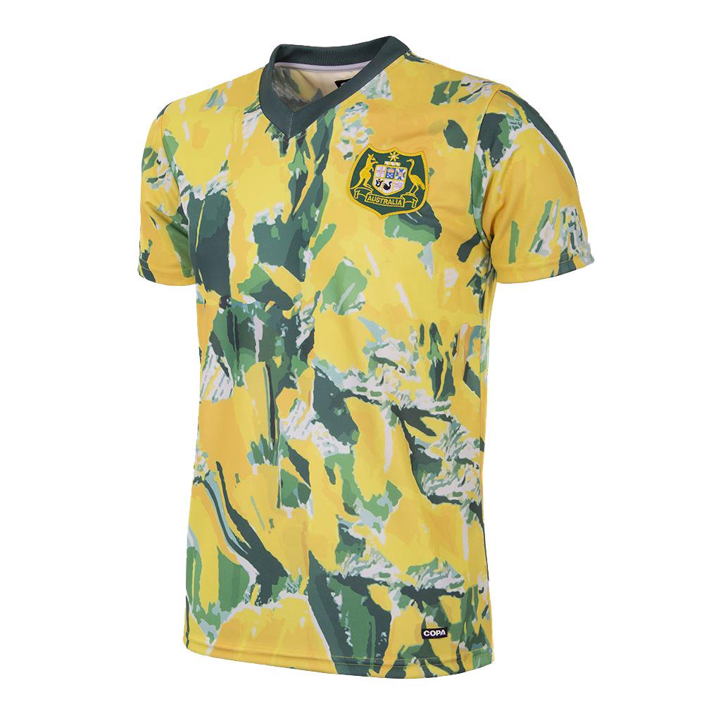 Copa Australia Home Retro Shirt 1990-1993