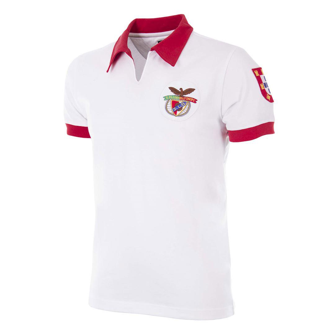 Copa SL Benfica Away Retro Shirt 1967-1968