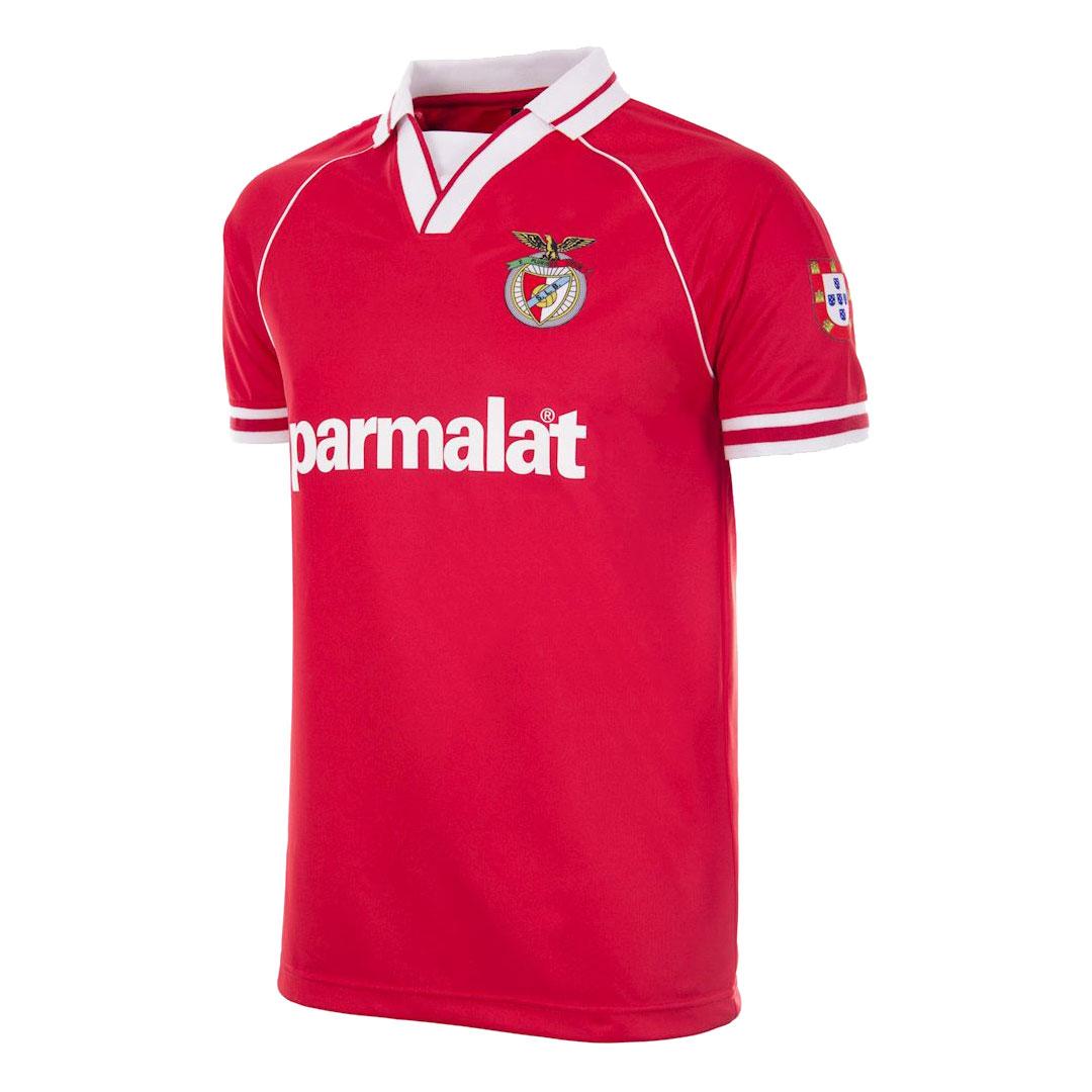 Copa S.L. Benfica Home Retro Jersey 1994-1995