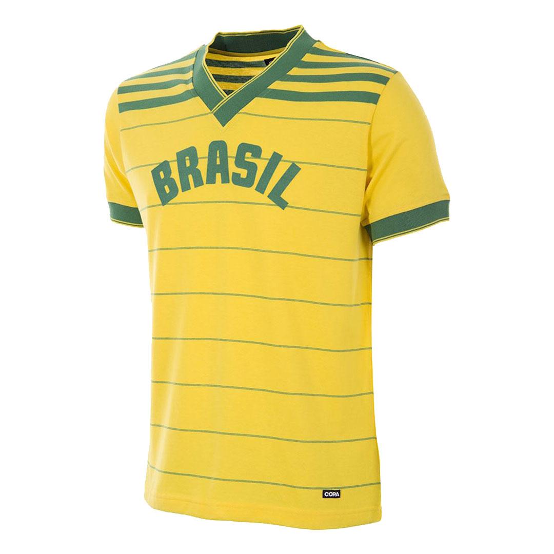 Brazil Retro home shirt