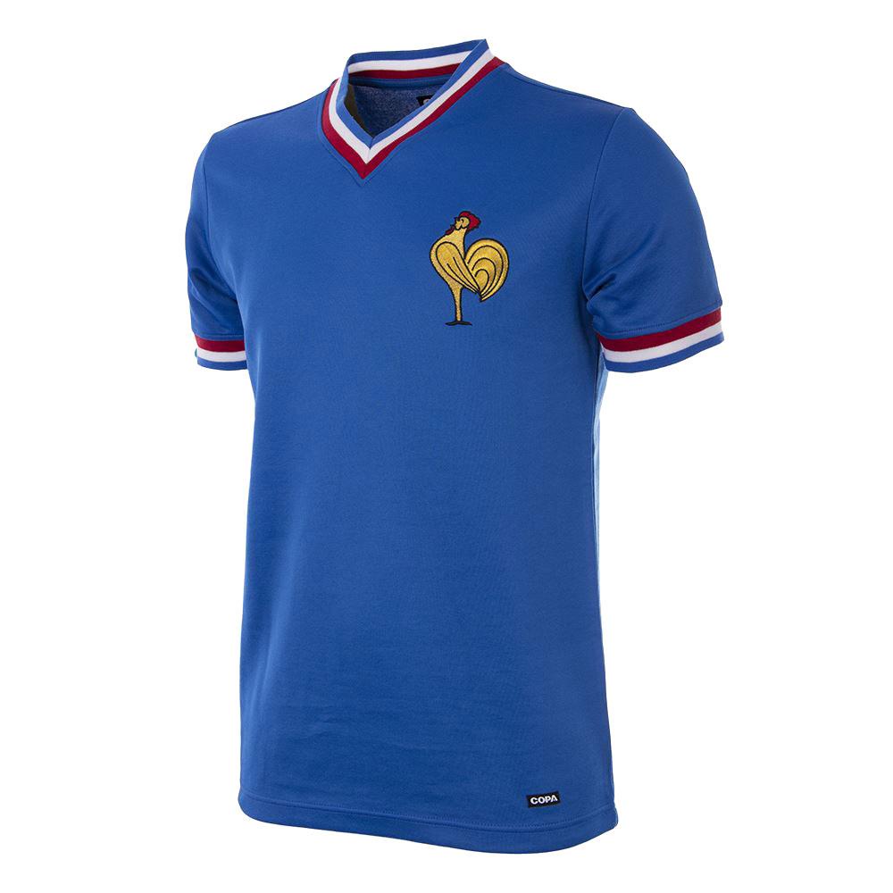 France Retro  Camiseta