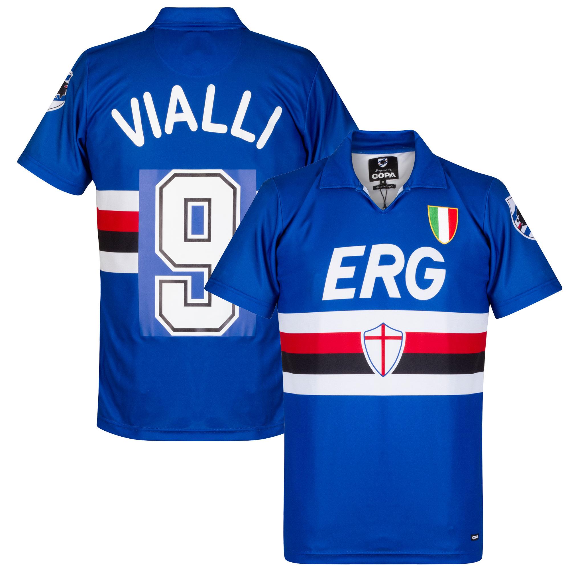 Retro Sampdoria Shirt