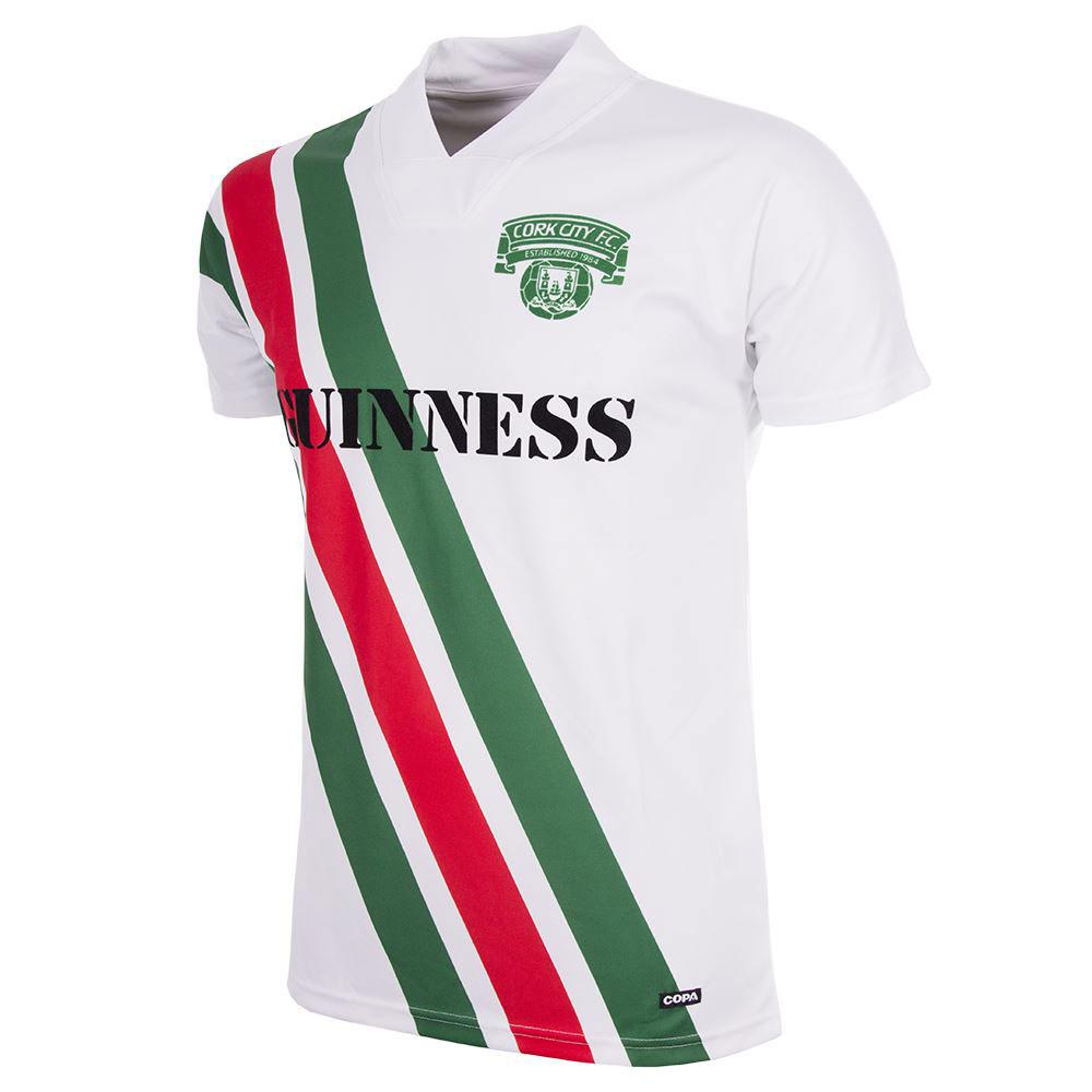 Cork City Retro home shirt