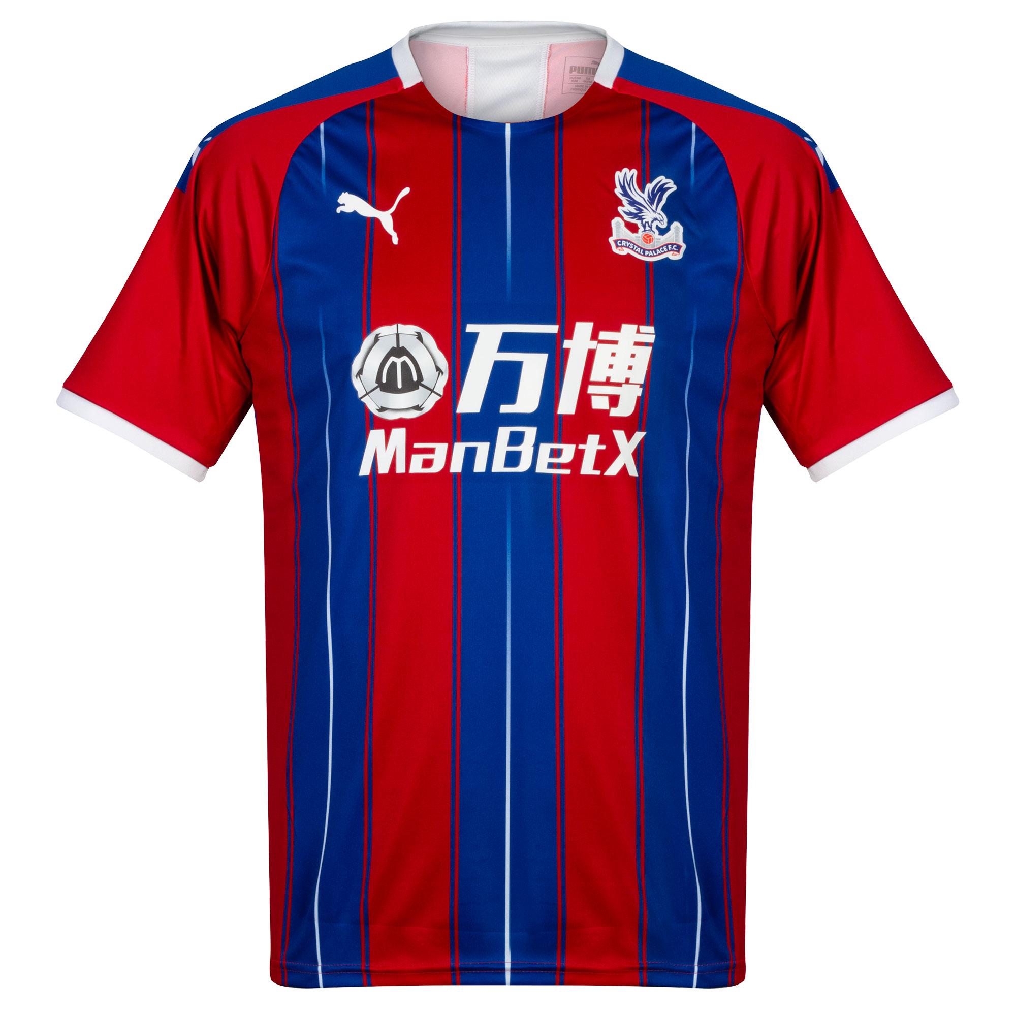 Crystal Palace home shirt