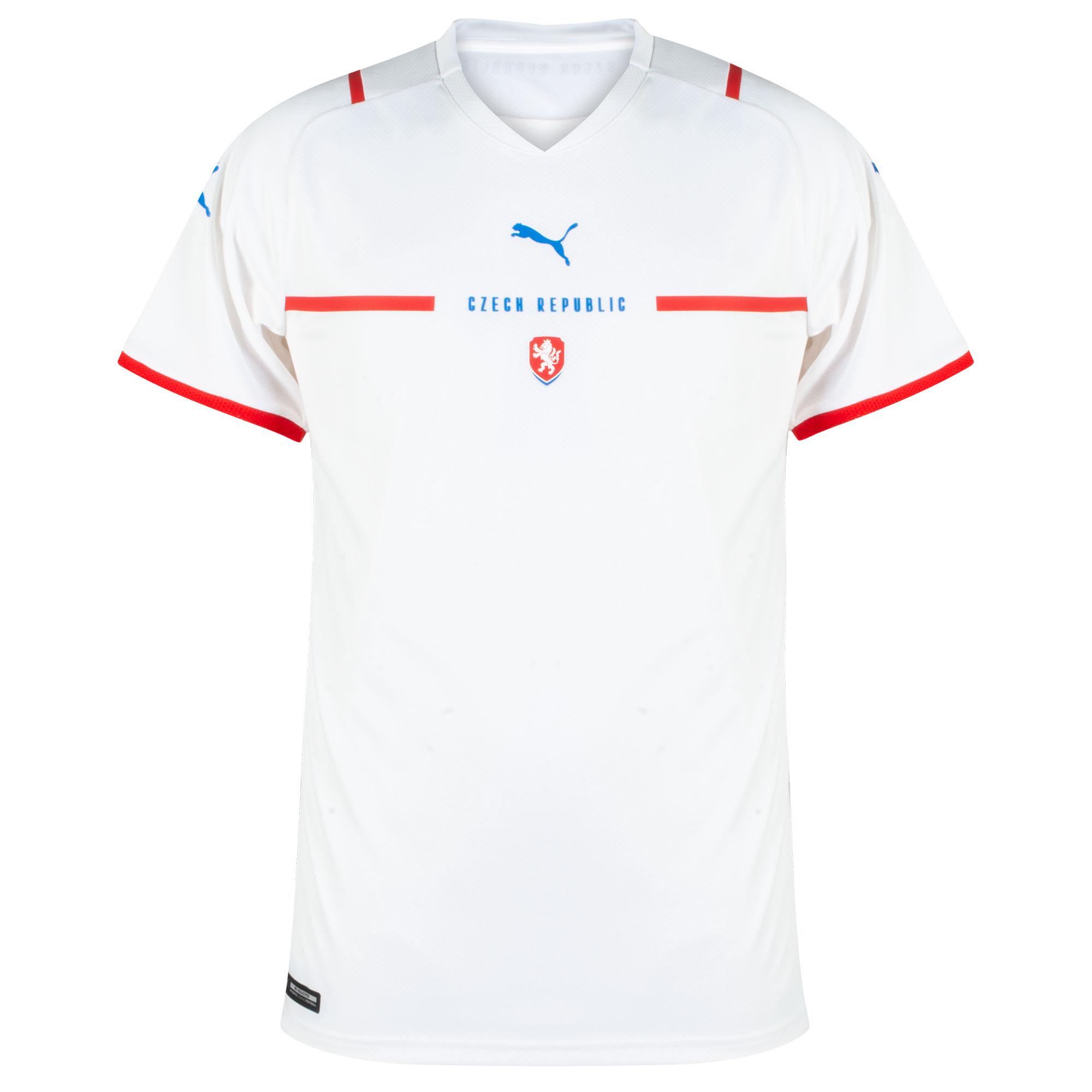 Puma Czech Republic Away Shirt 2021-2022