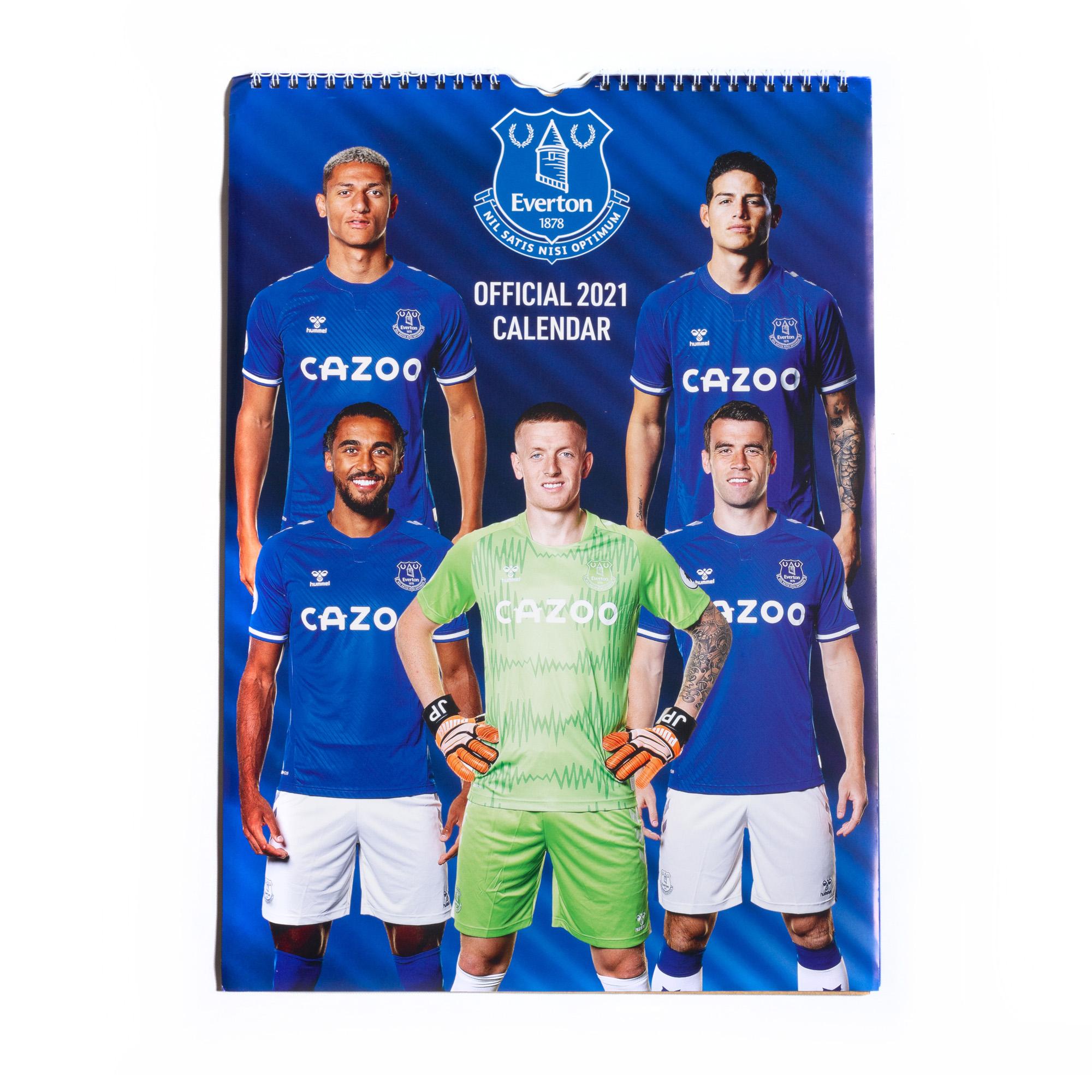 Retro Everton Shirt
