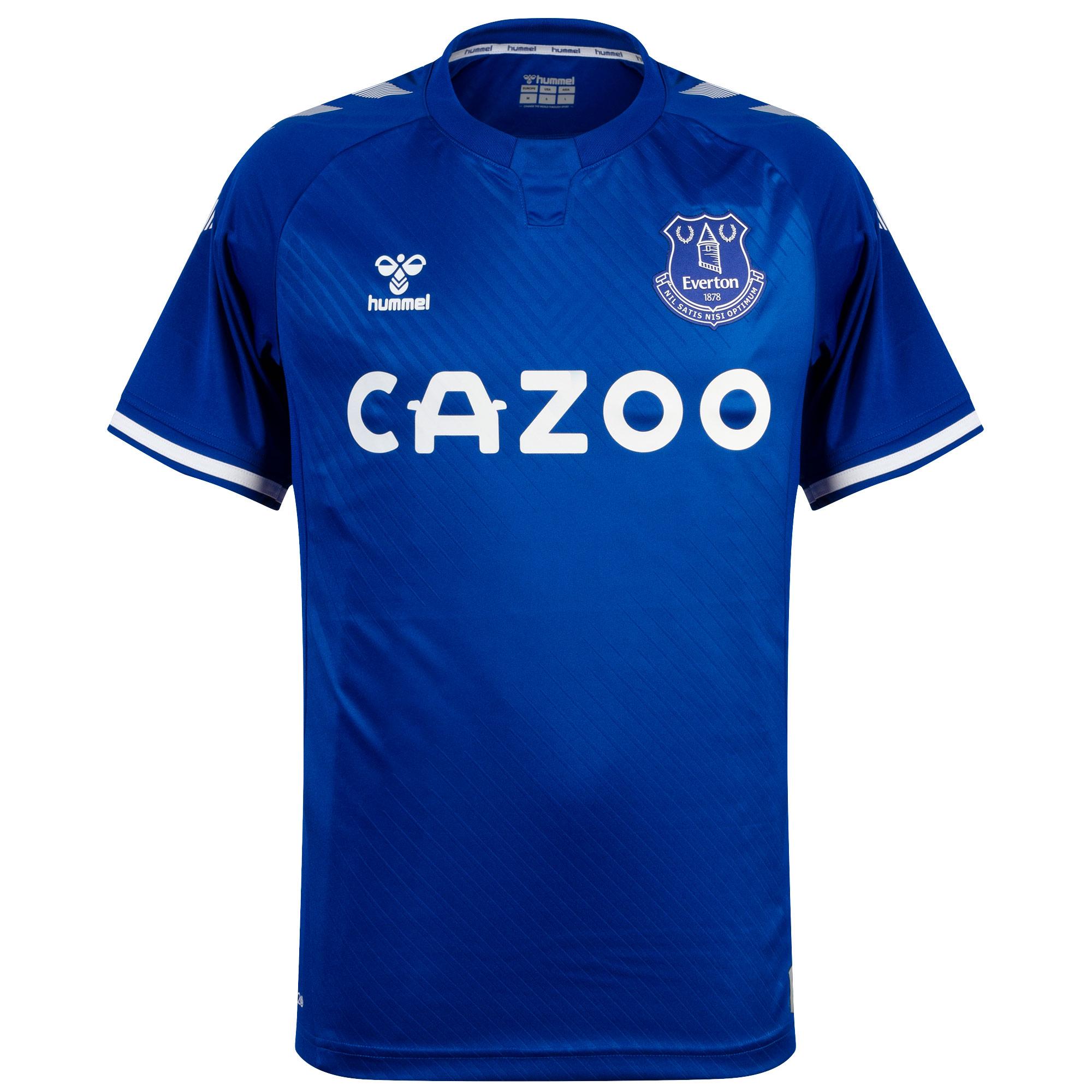 Hummel Everton Home Shirt 2020-2021