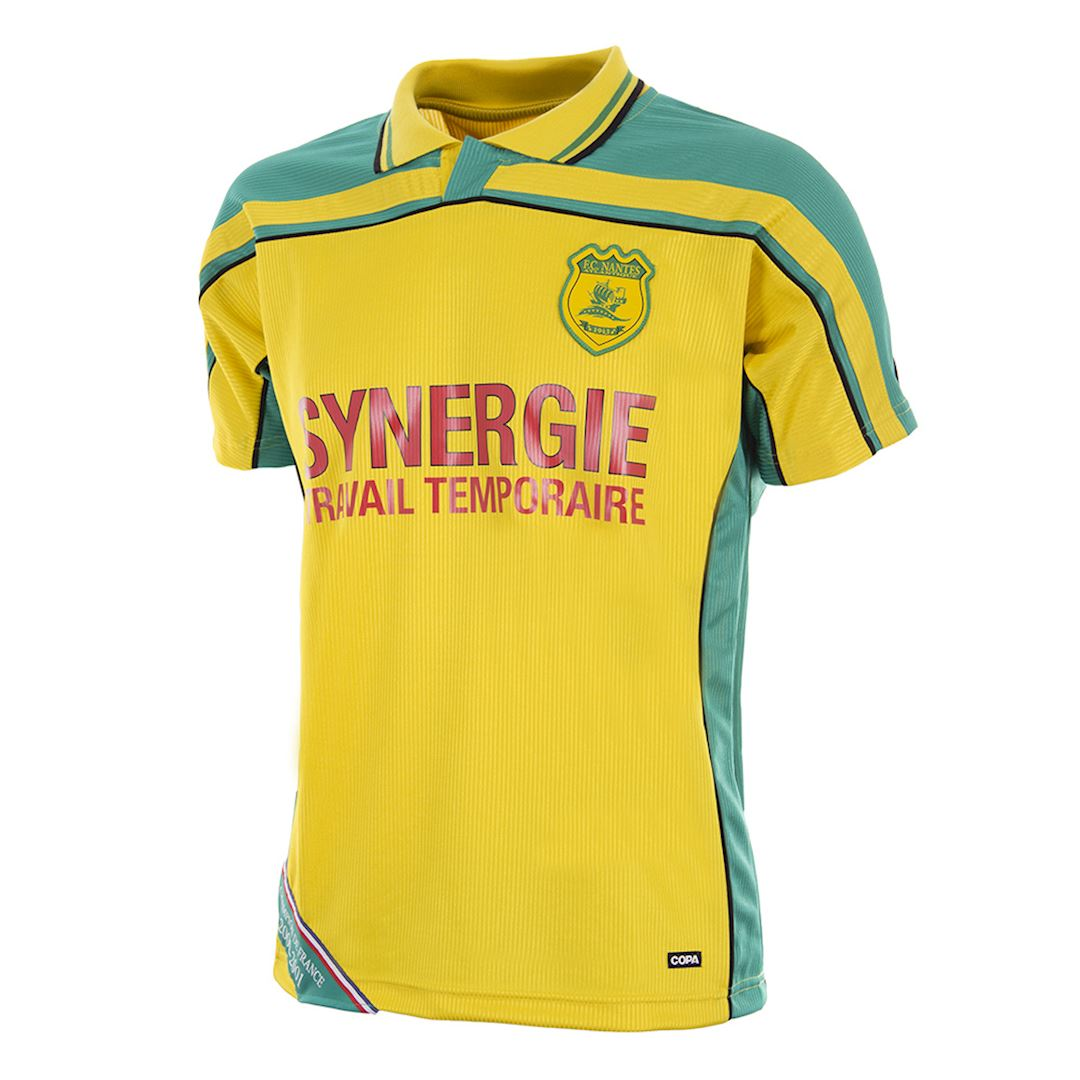 Nantes Retro home shirt