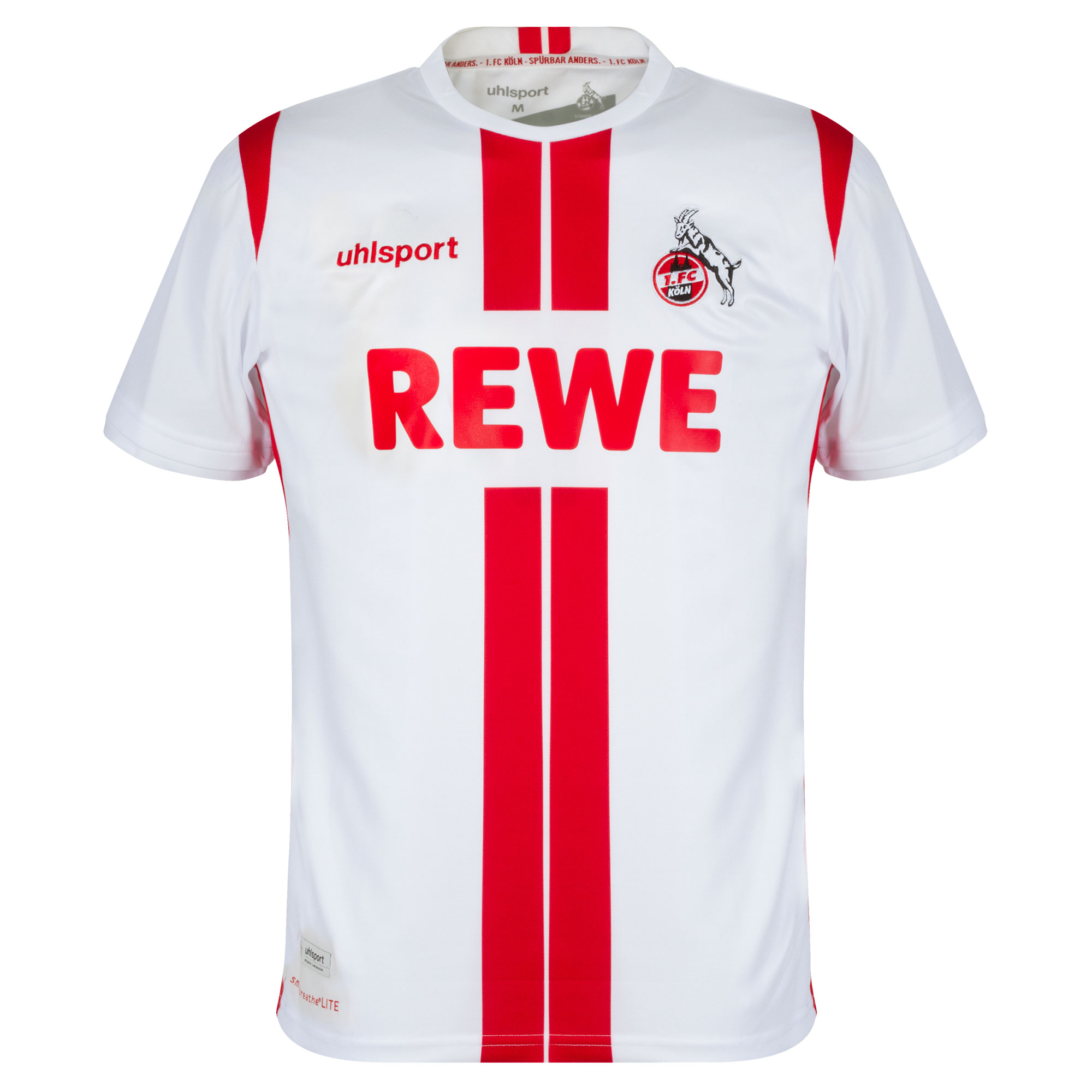 1. FC Koln home shirt