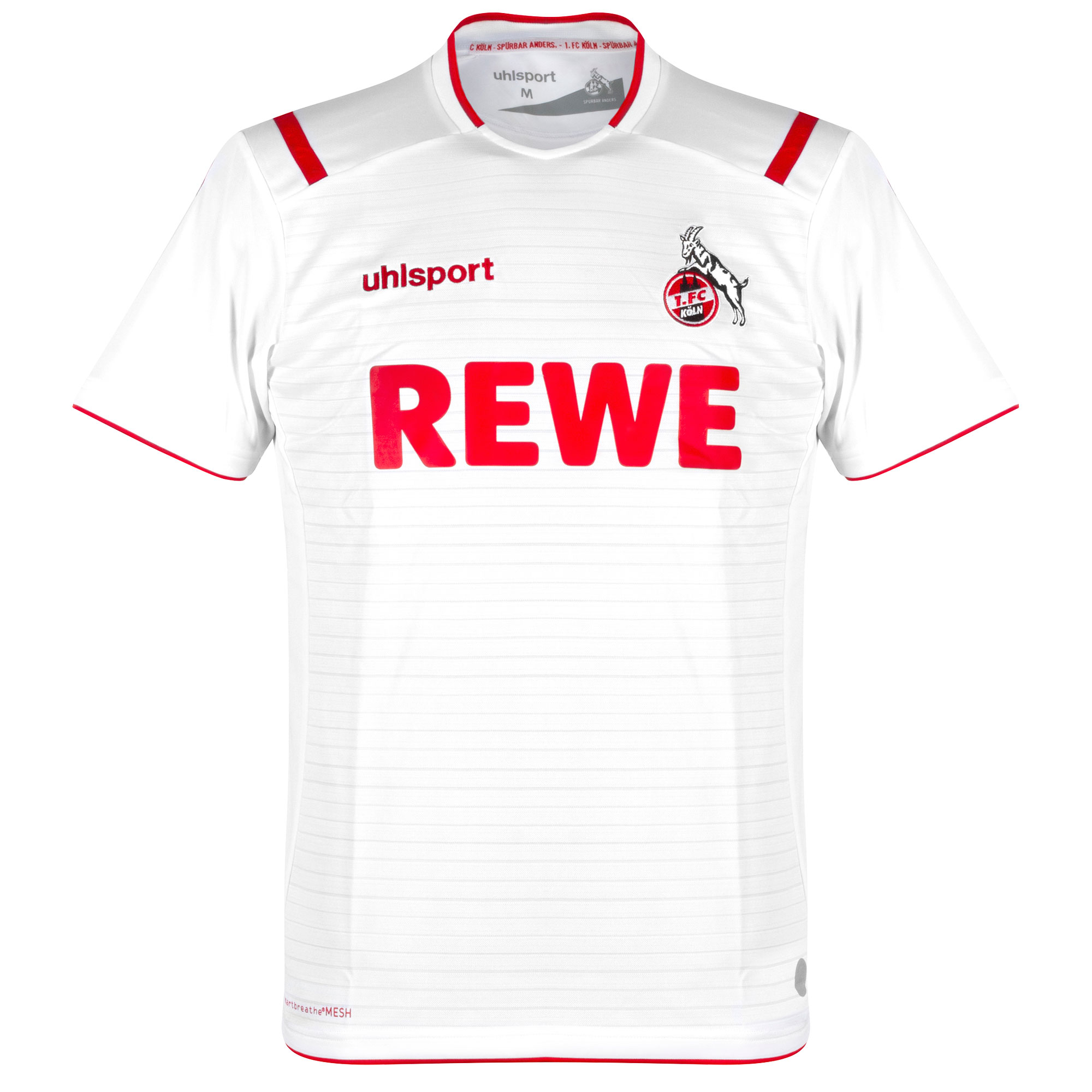 1. FC Koln home Maglia