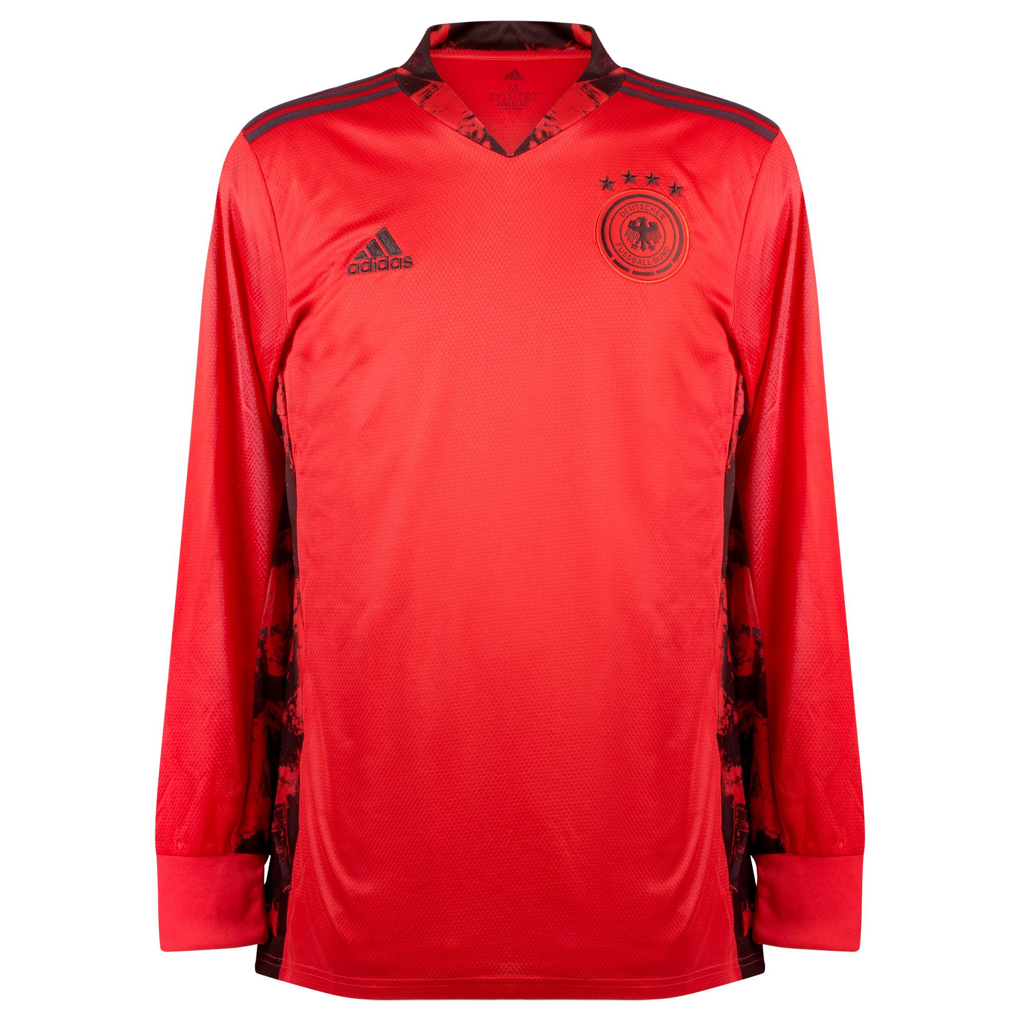 adidas Germany Home GK Shirt 2020-2021