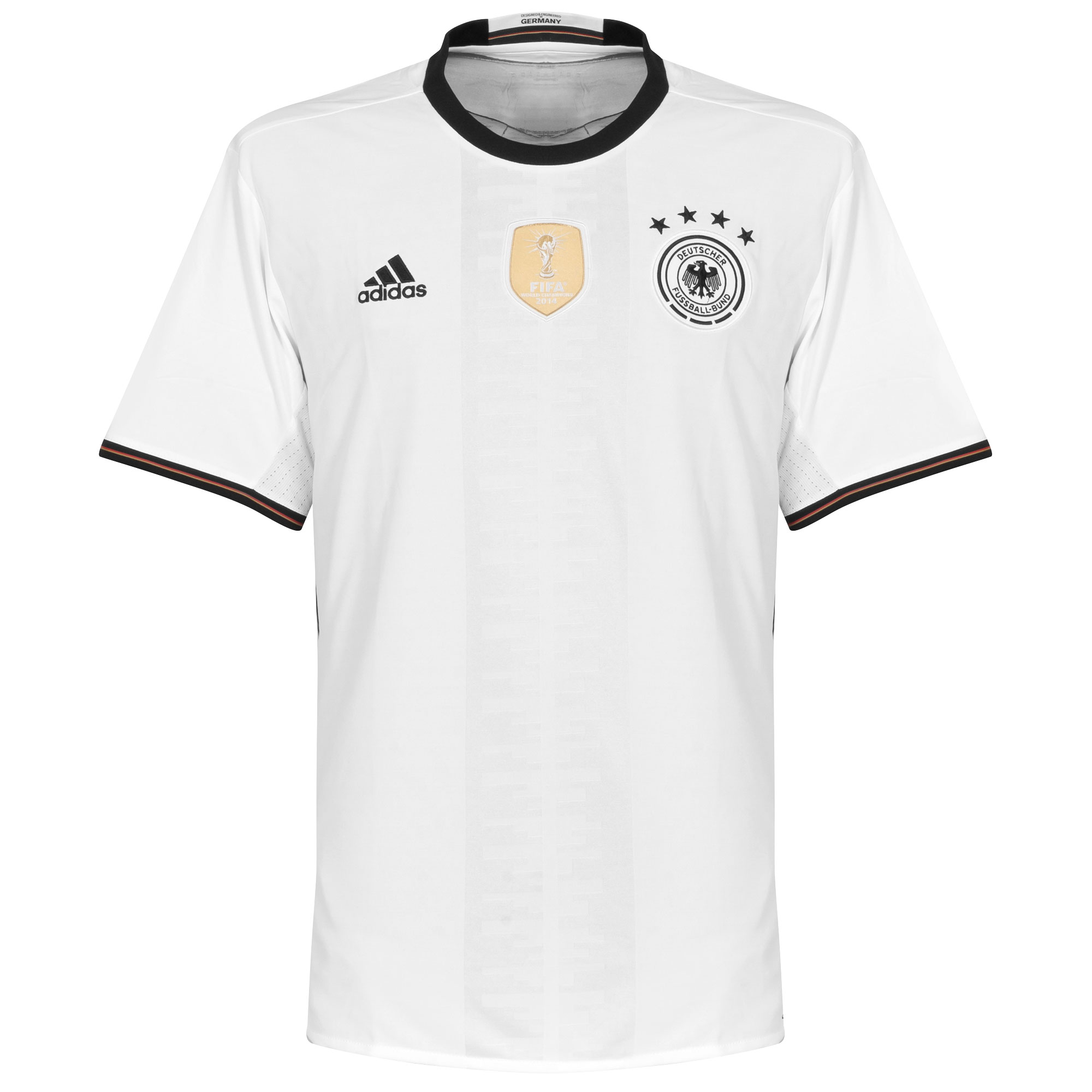 Germany Home Authentic Shirt 2016 2017