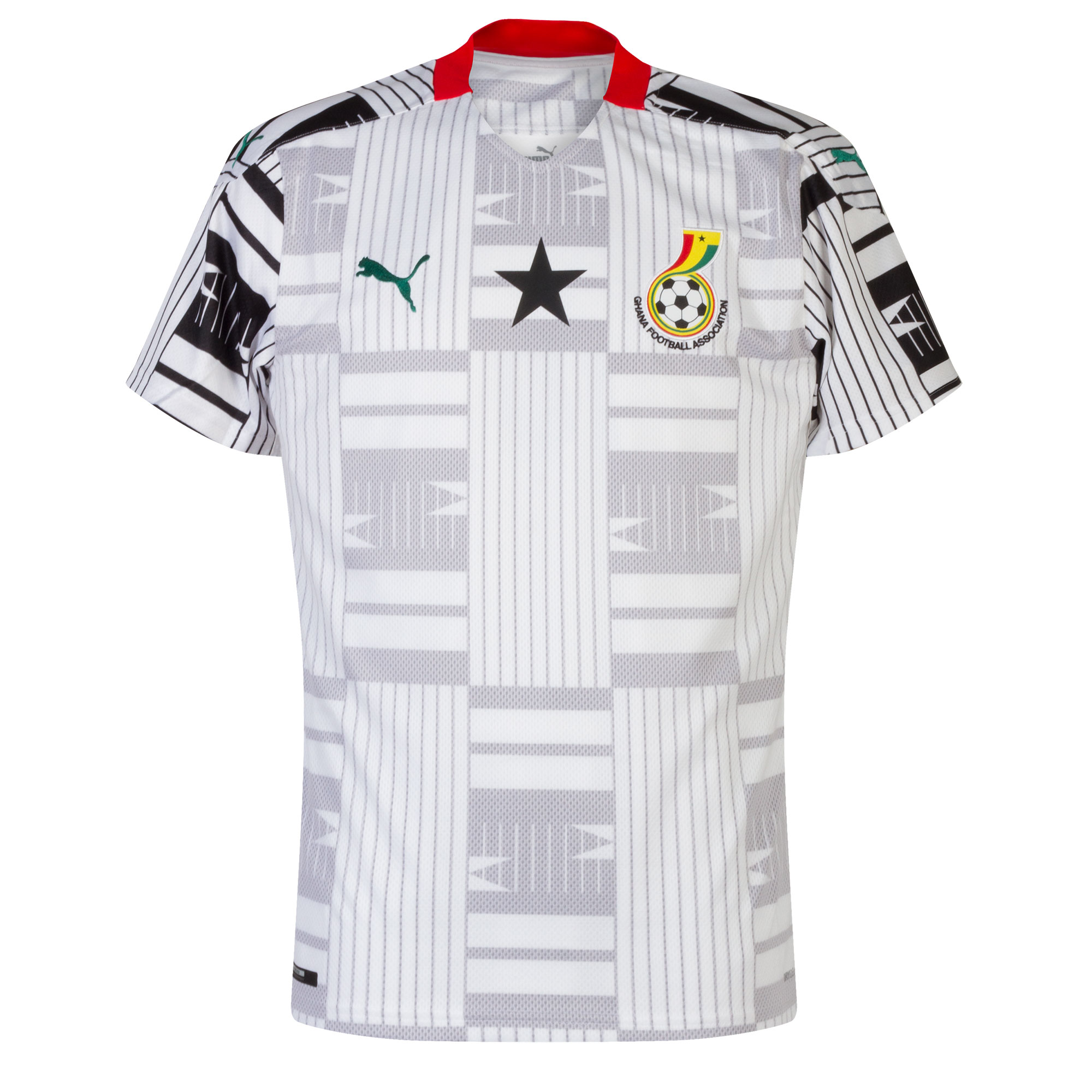 Puma Ghana Home Shirt 2020-2021