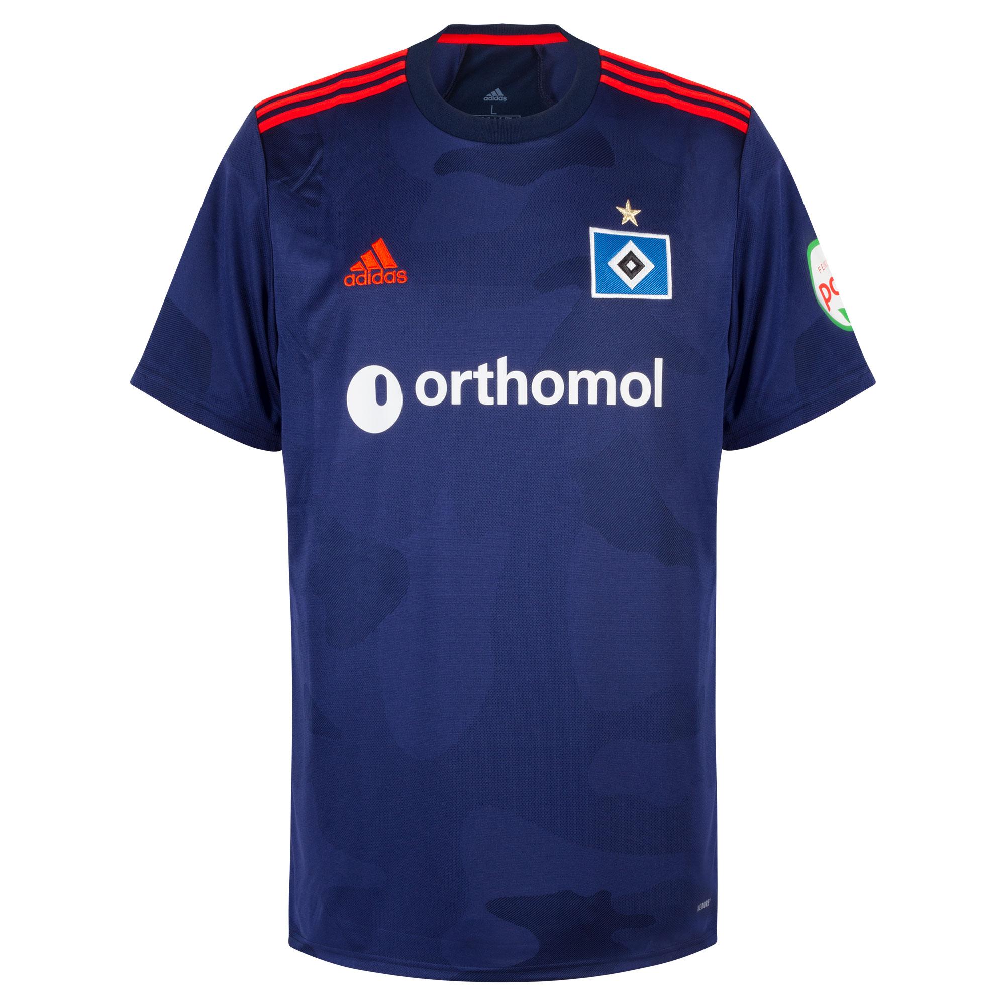 adidas HSV Hamburg Away Shirt 2020-2021