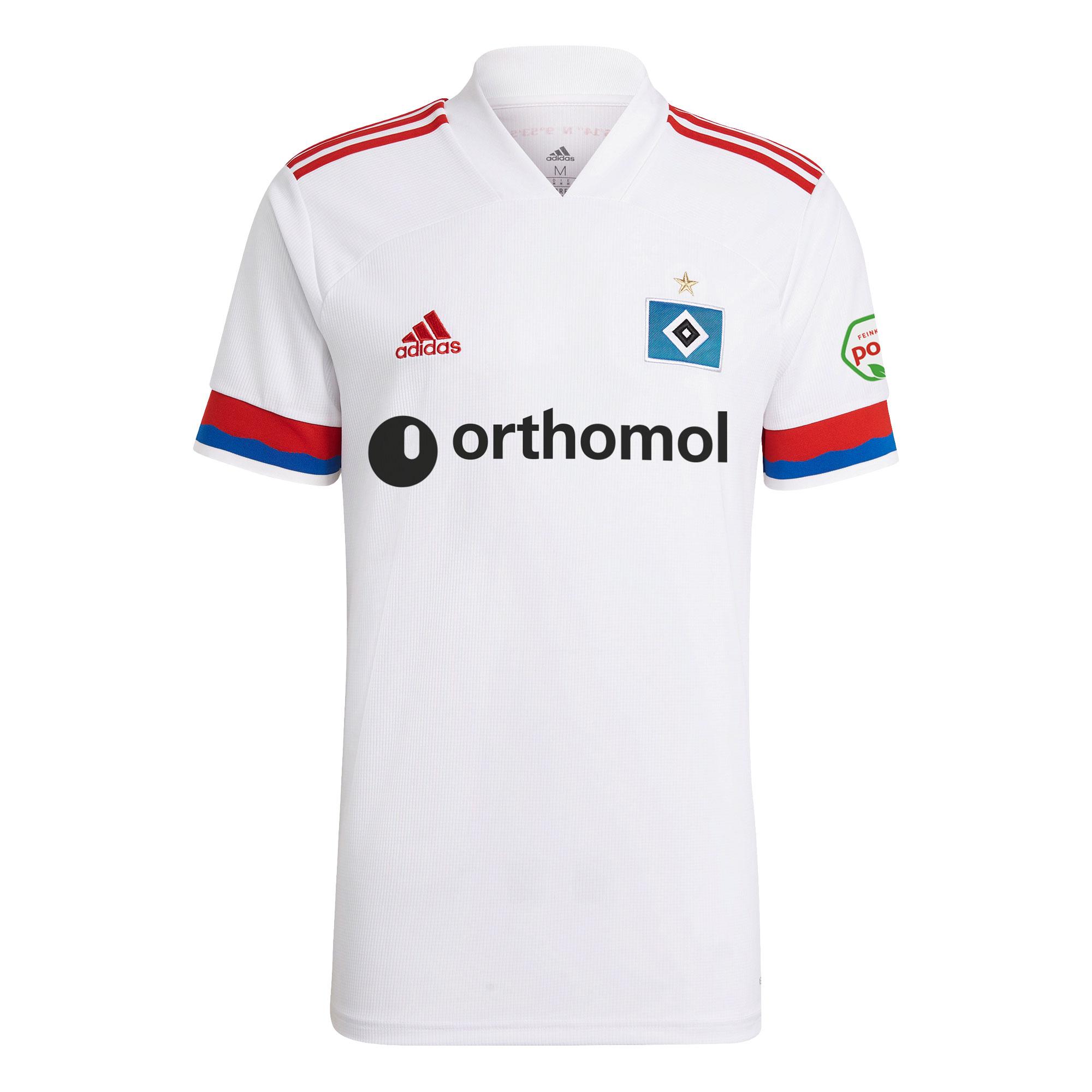 adidas HSV Hamburg Home Shirt 2020-2021