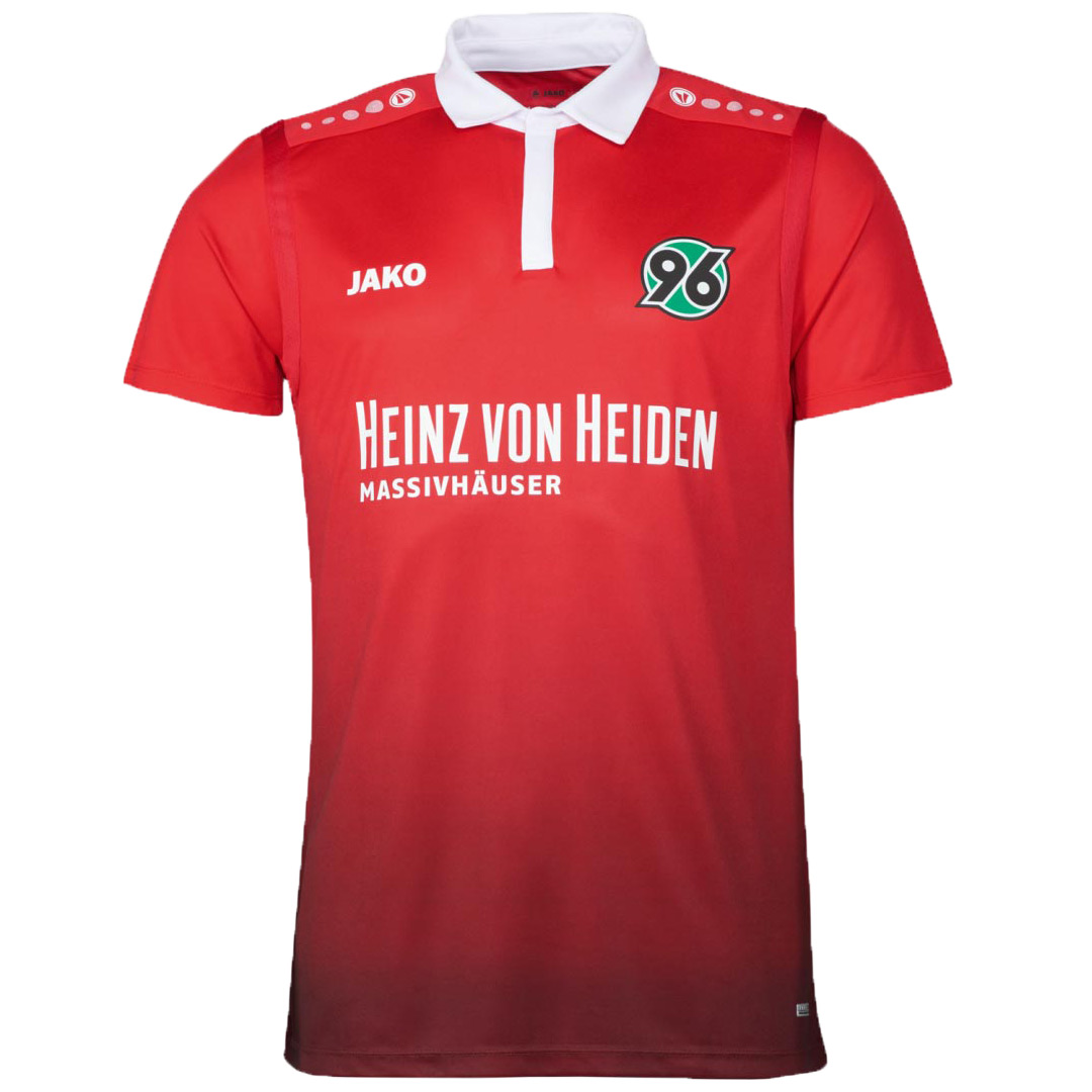 Hannover 96 Home Shirt 2017 2018