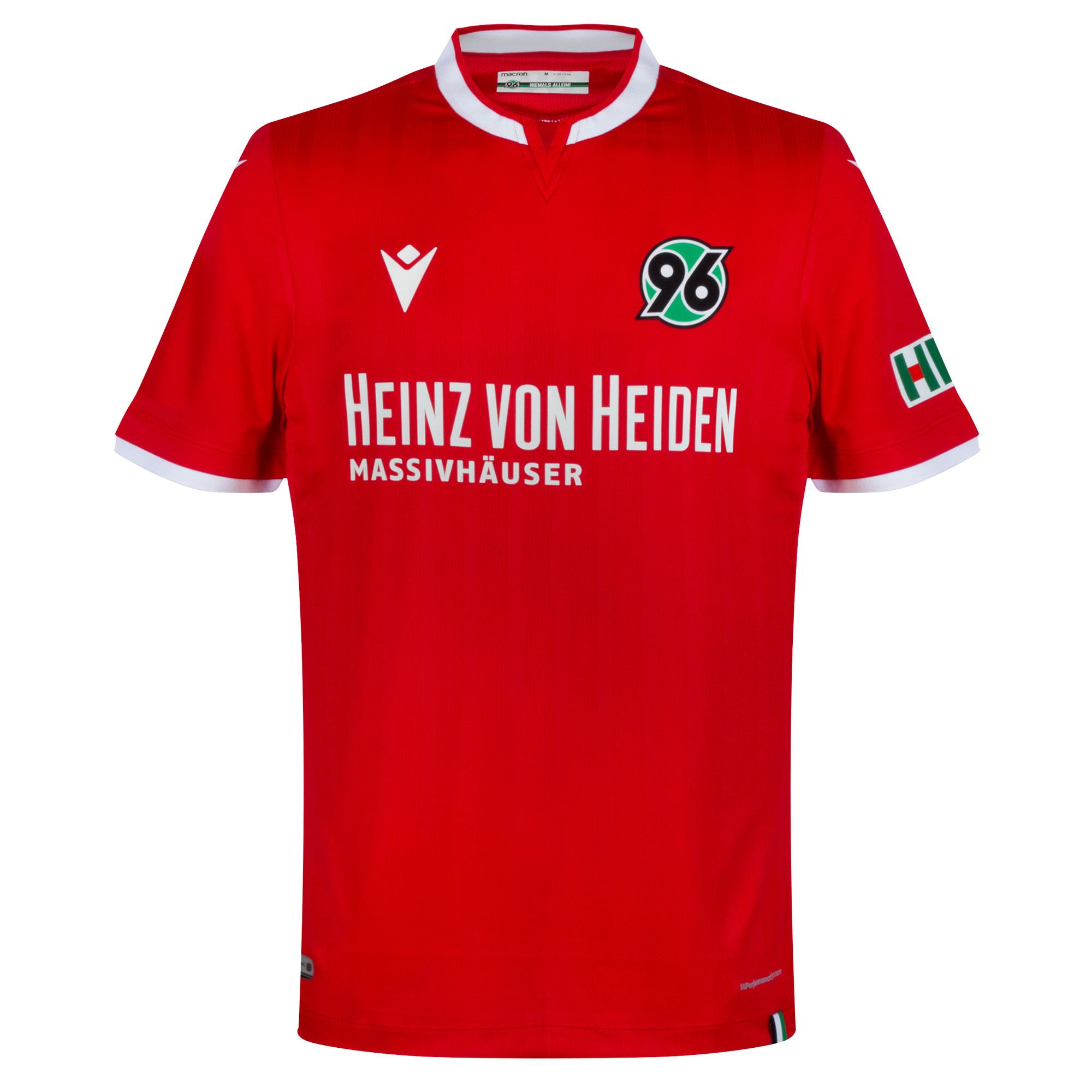Hannover 96 home shirt
