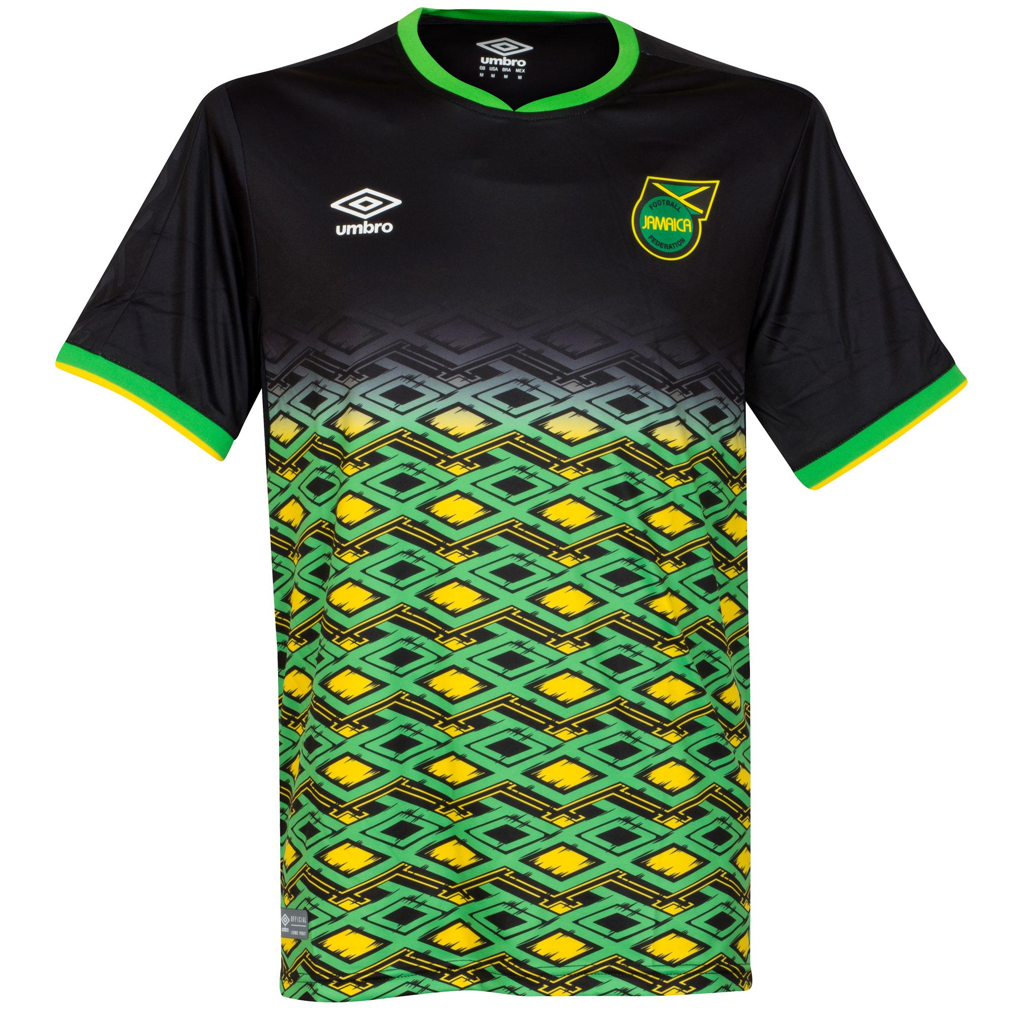 Jamaica Away shirt