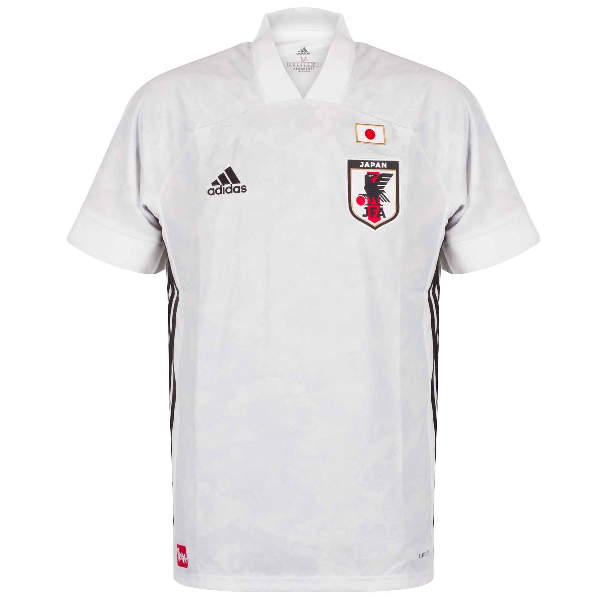 adidas Japan Away Shirt 2020-2021
