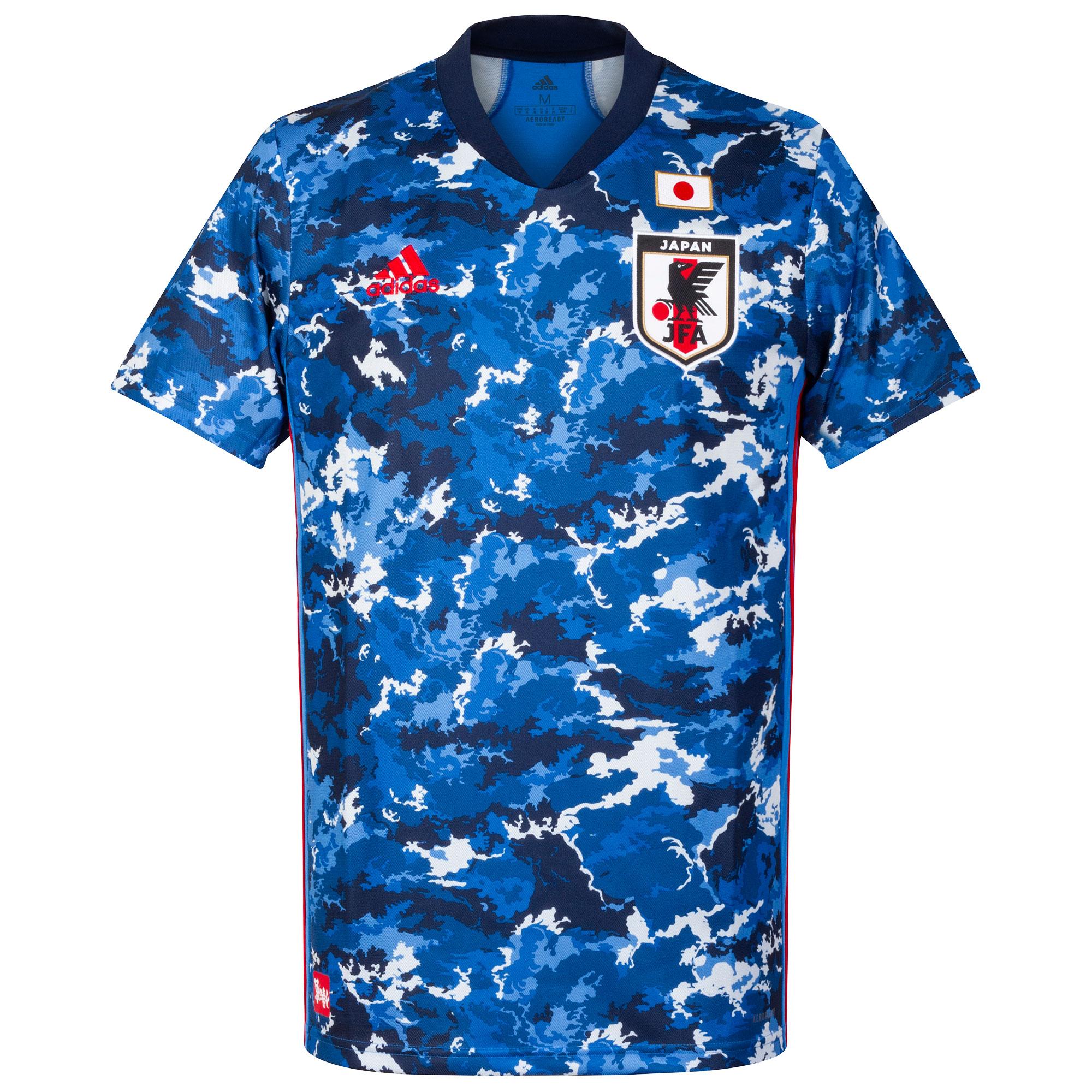 adidas Japan Home Shirt 2020-2021
